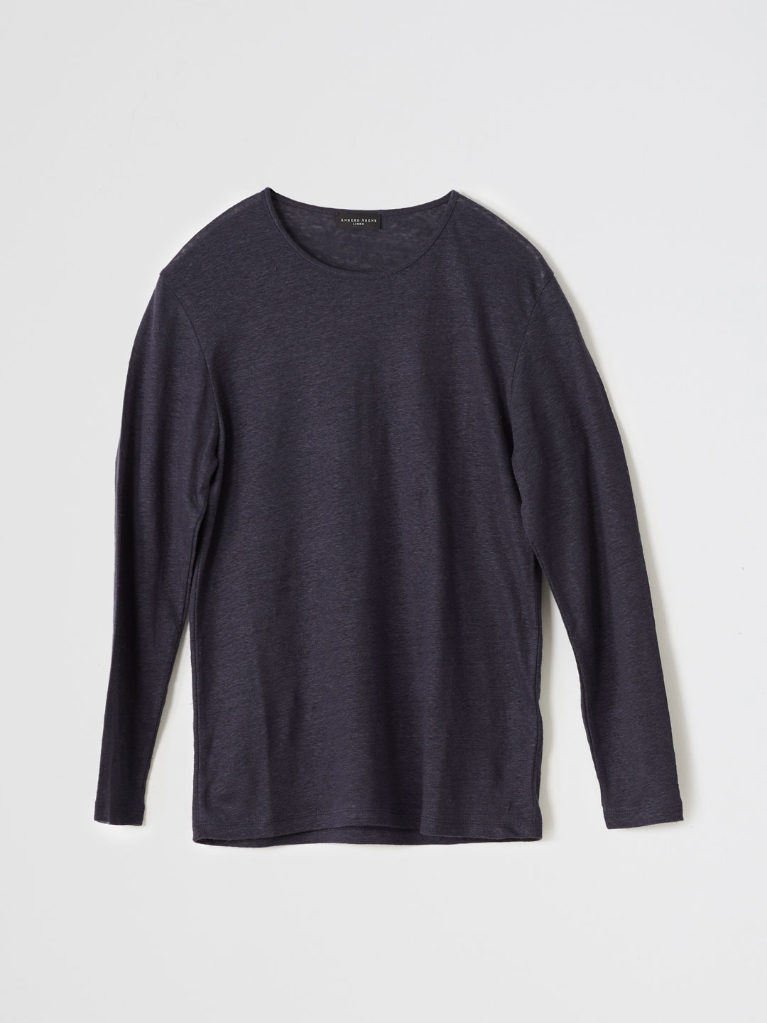 PARLEMENTIA LONG SLEEVE T-shirt - Navy