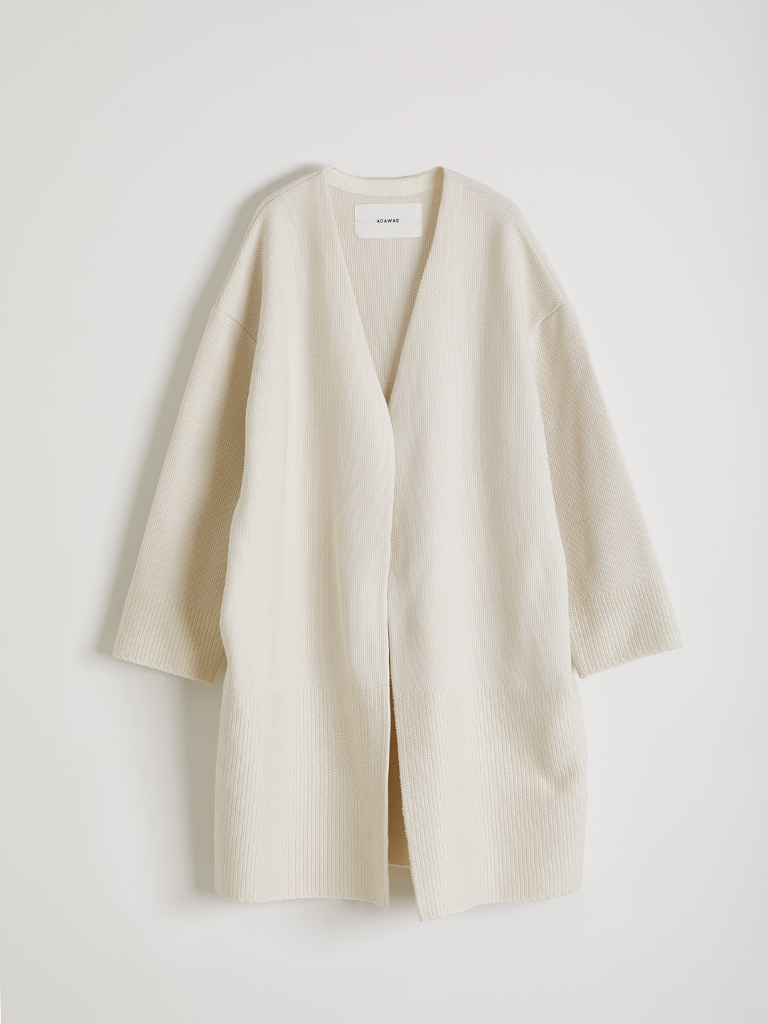 Long Cordigan - Off White