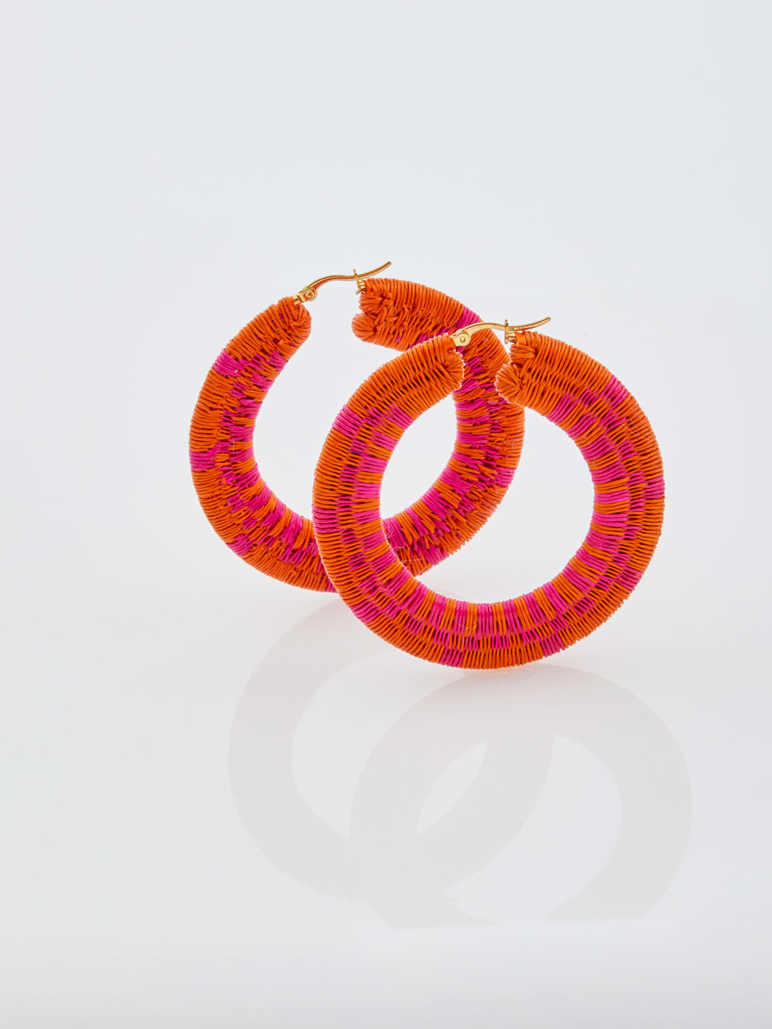Isabel Hoops - Orange