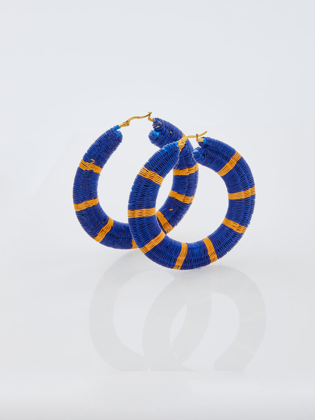 Isabel Hoops - Blue