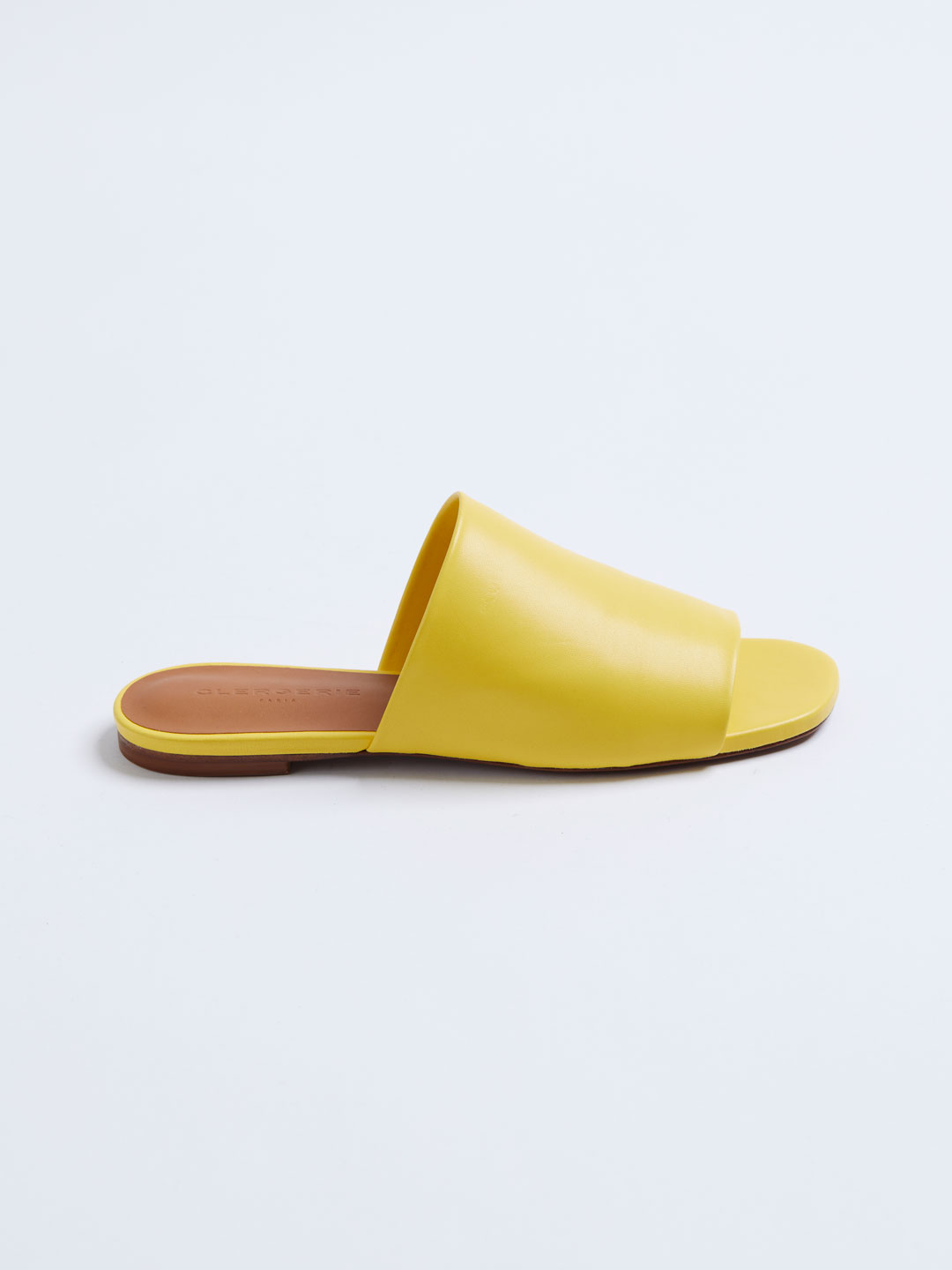 ITOU Flat Sandals - Yellow