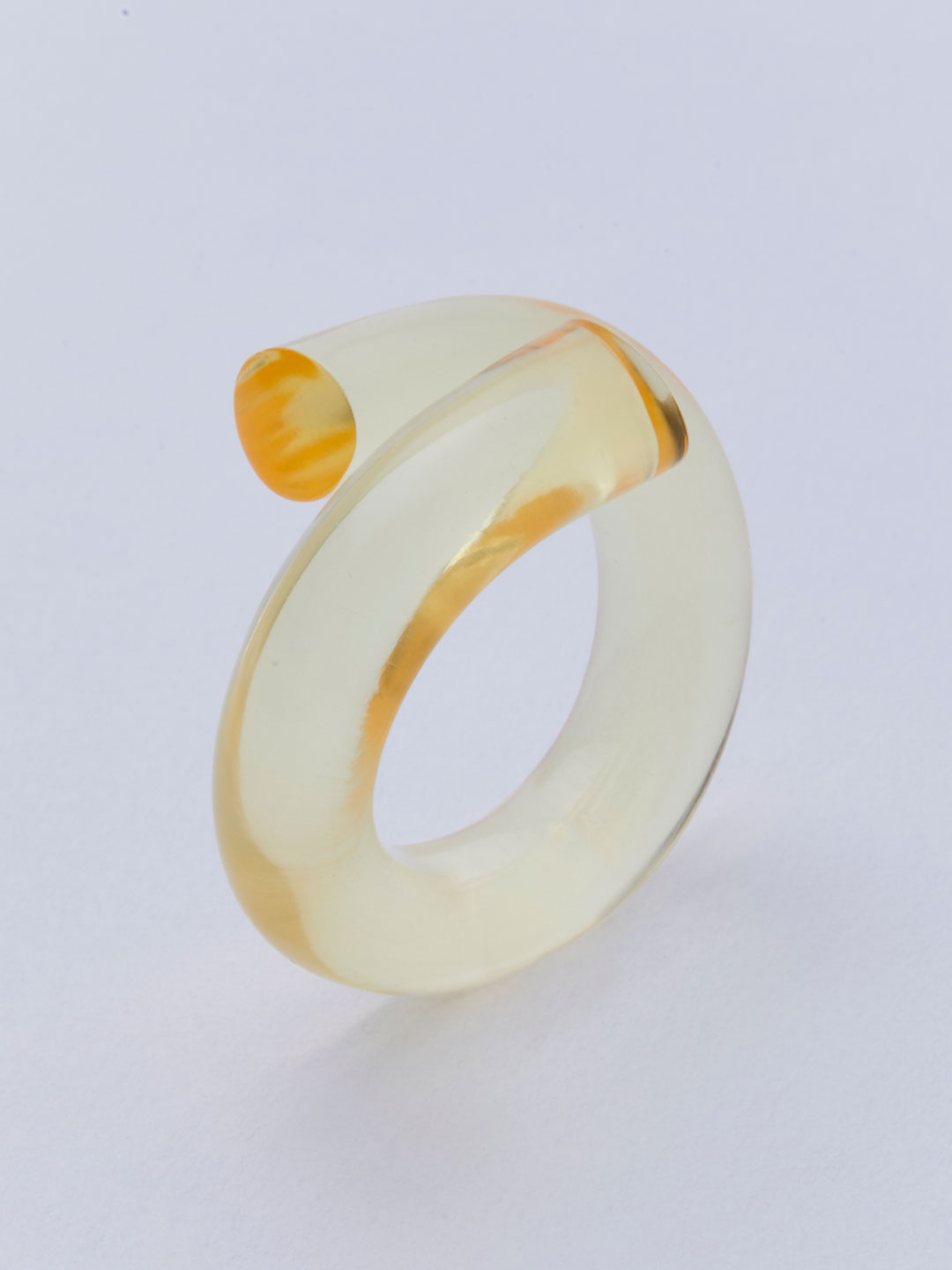 Wrap Ring - Yellow