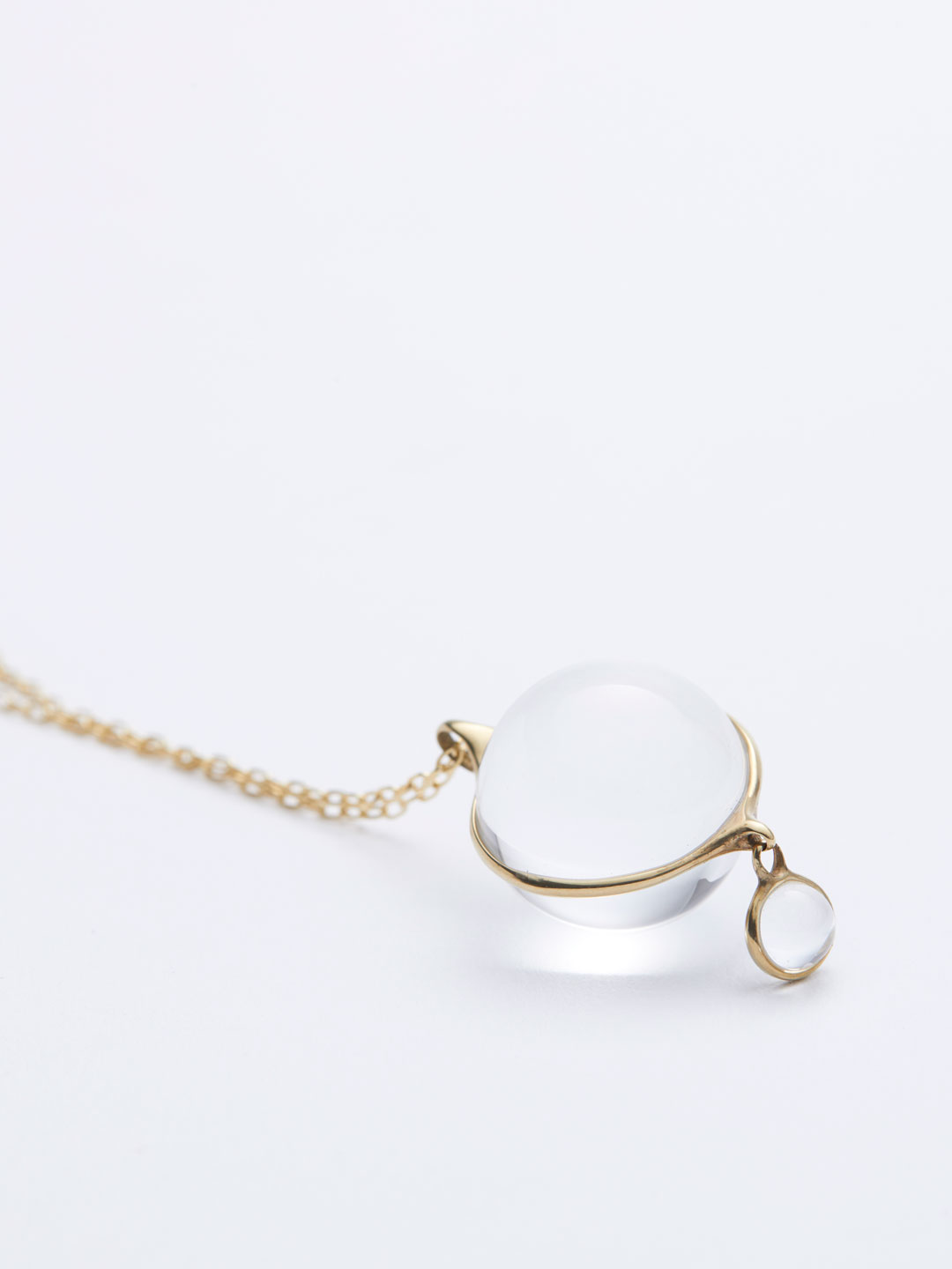 Lucent Necklace - Yellow Gold