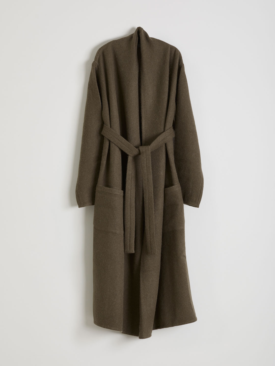 Nomad Coat - Brown