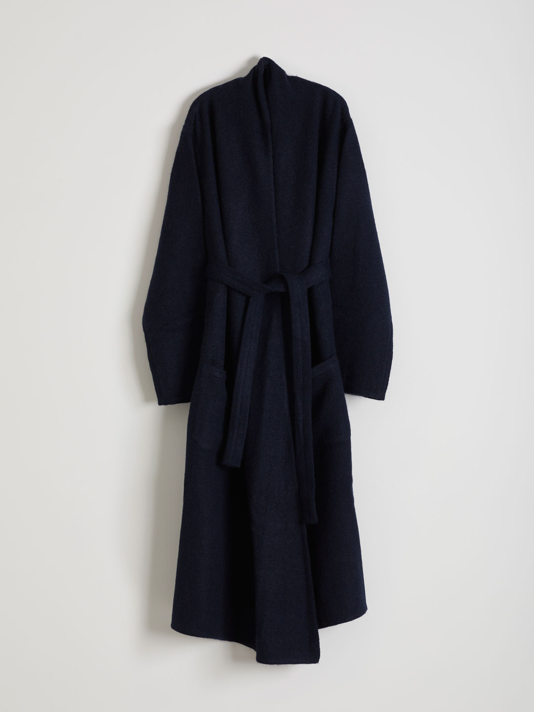 Nomad Coat - Navy