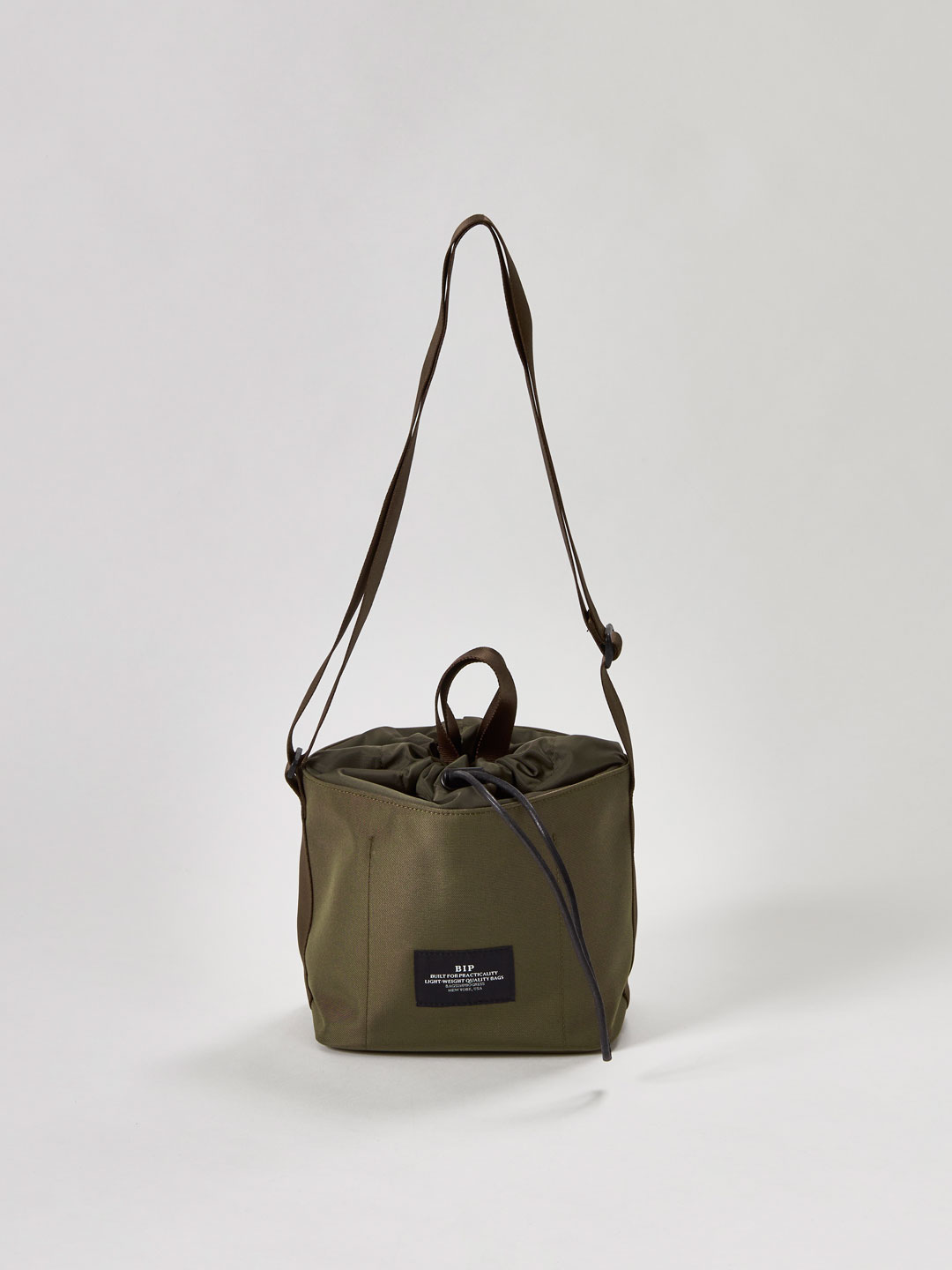 Medium Bucket Tote - Olive
