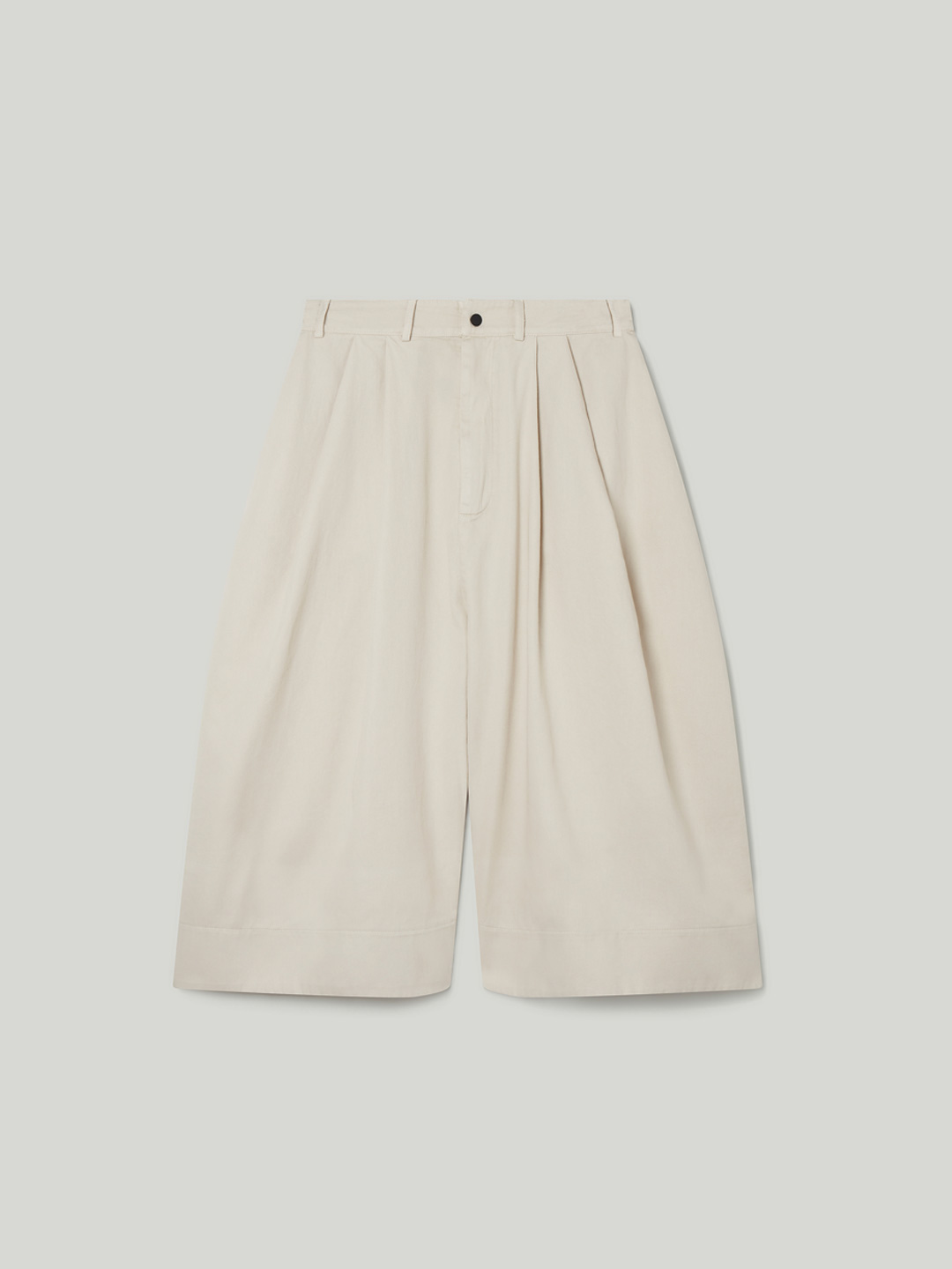 The Clown Trouser / Stone - Ivory