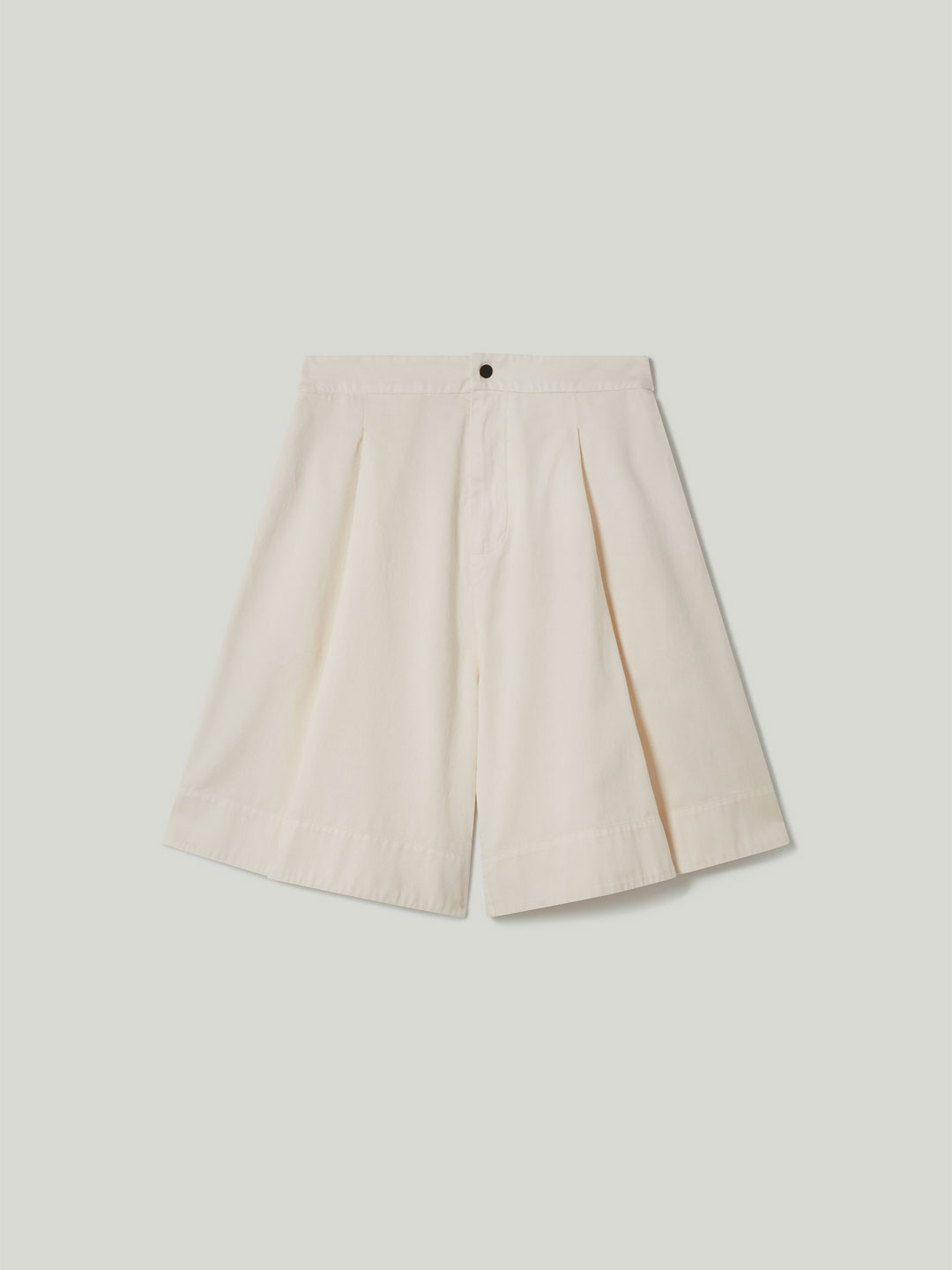 The Mudlark Shorts / Stone - Ivory