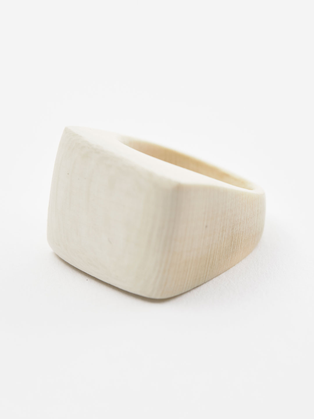 Square Ring - Natural