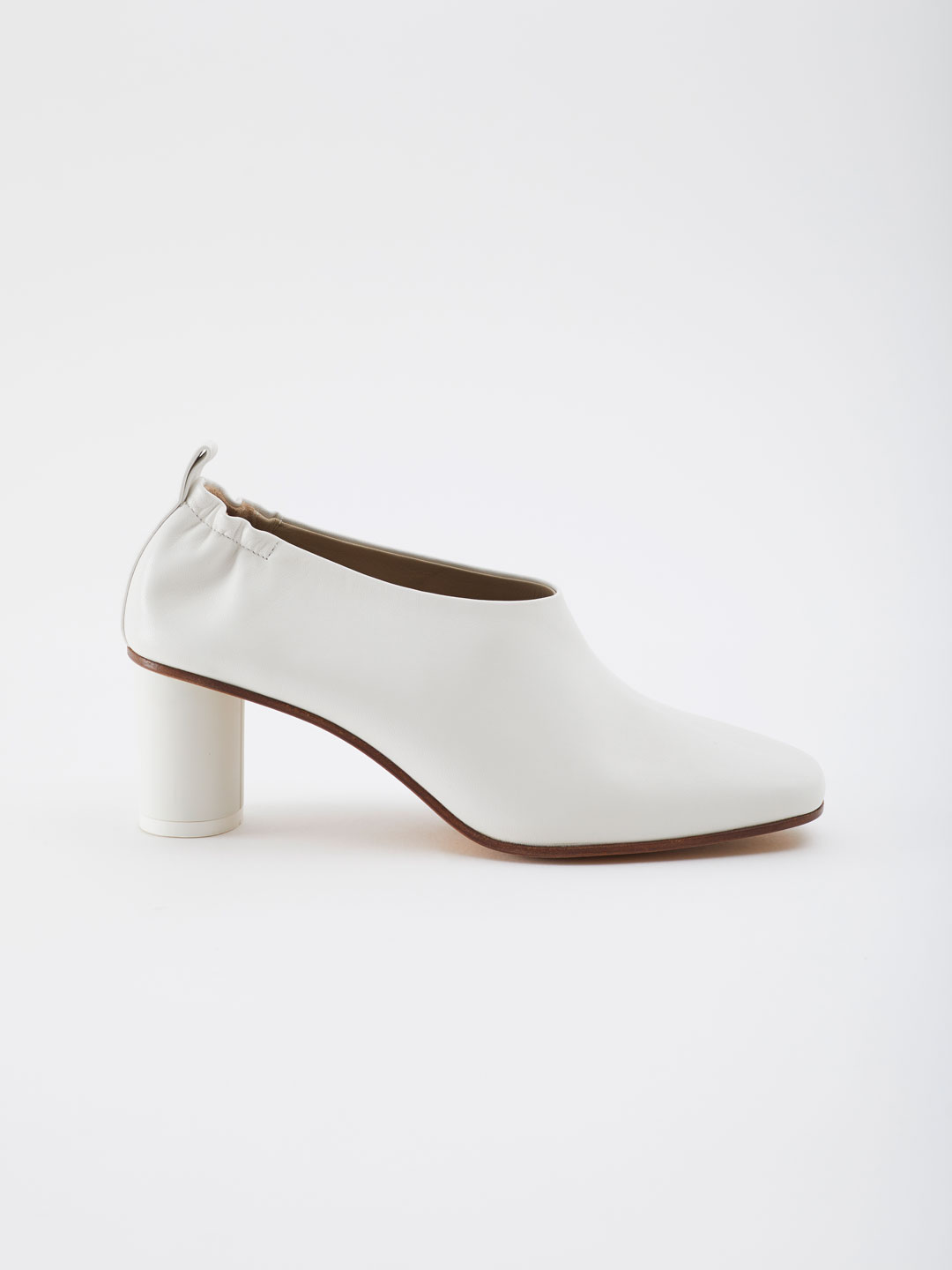 Micol Pumps - White