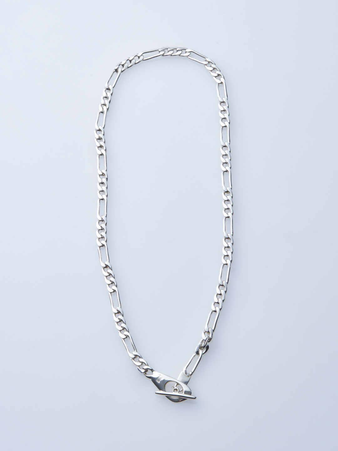 Figaro Necklace - Silver