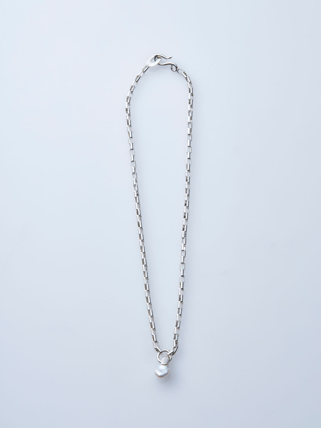 Del Mar Necklace - Silver
