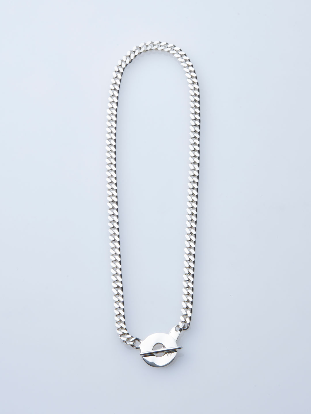 La Cubana Necklace - Silver