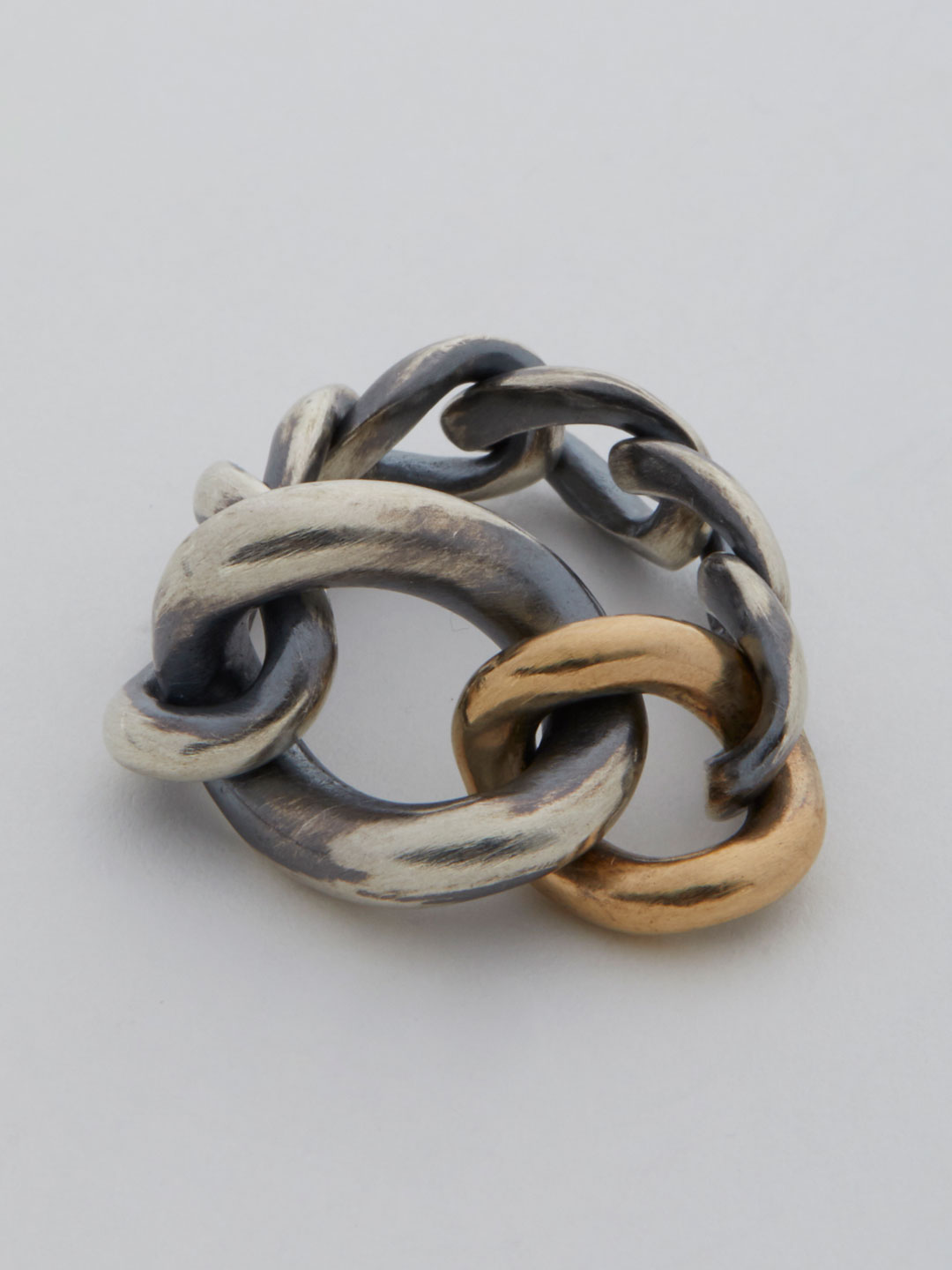 Humete Chain Ring 14 #13  - Silver