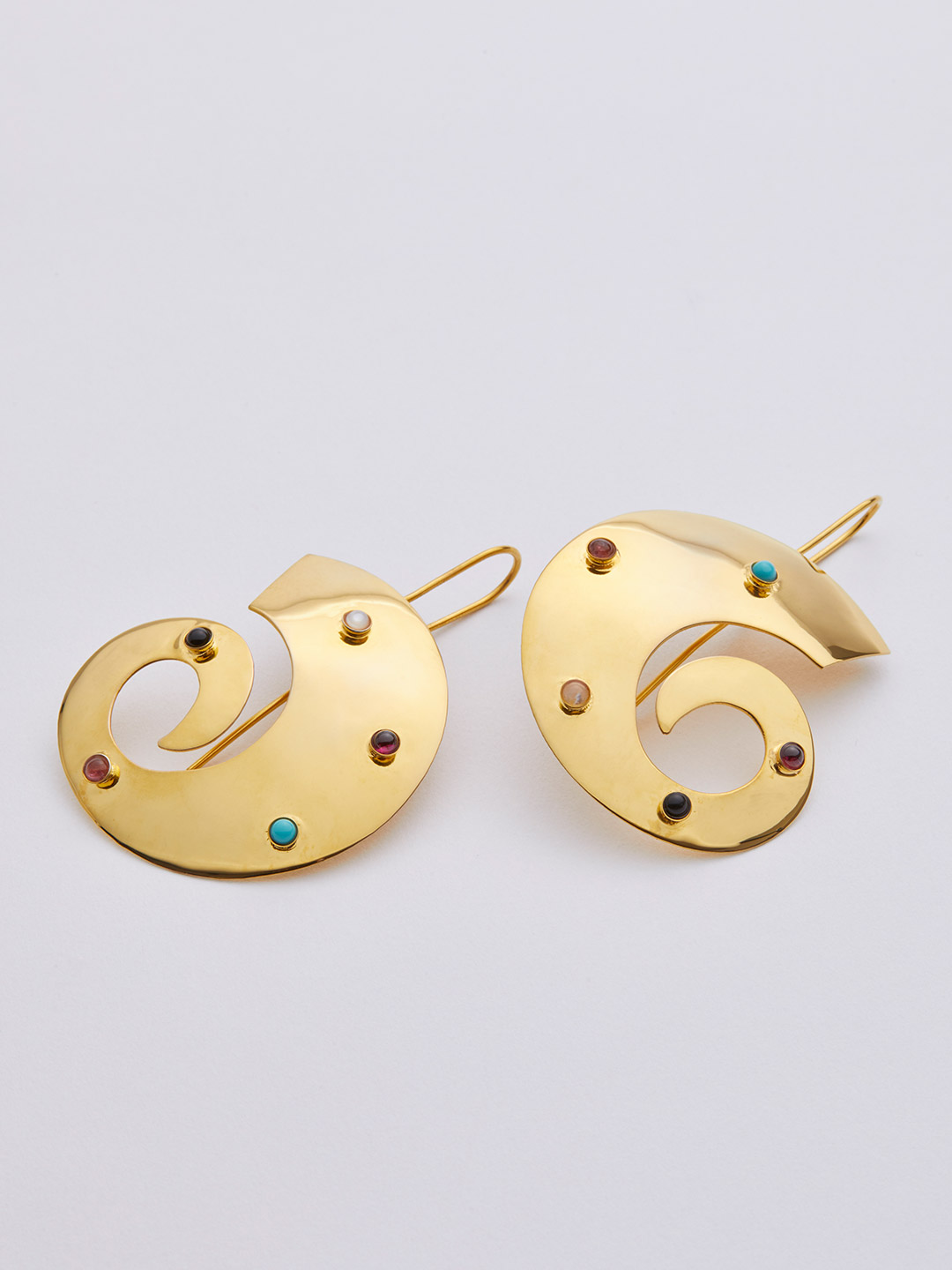 Orion Pierced Earrings