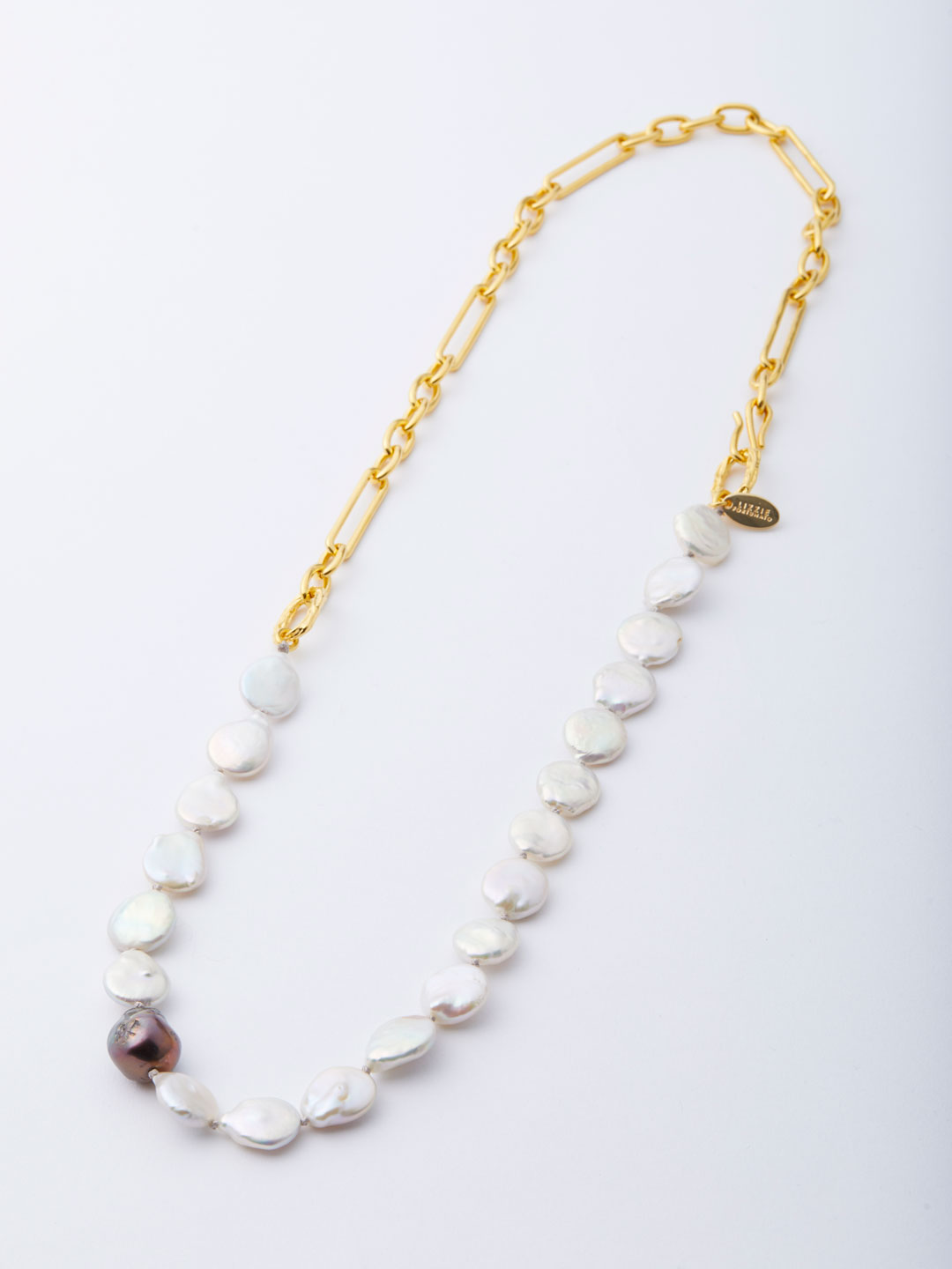 Harbor Necklace - Gold
