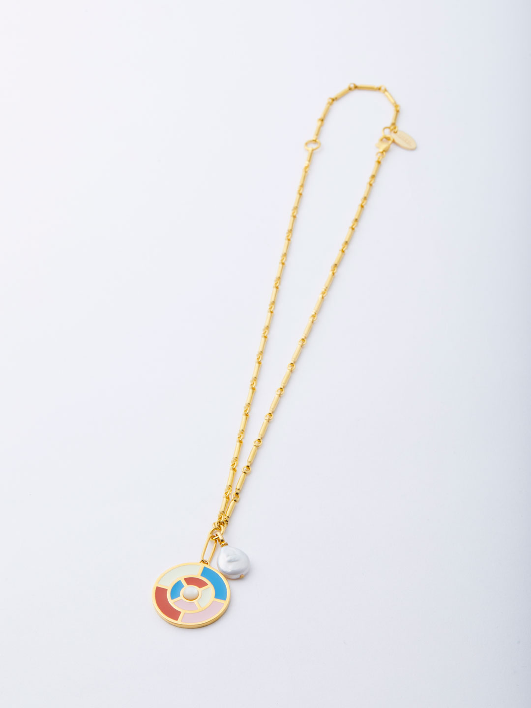 Fortune Necklace - Gold