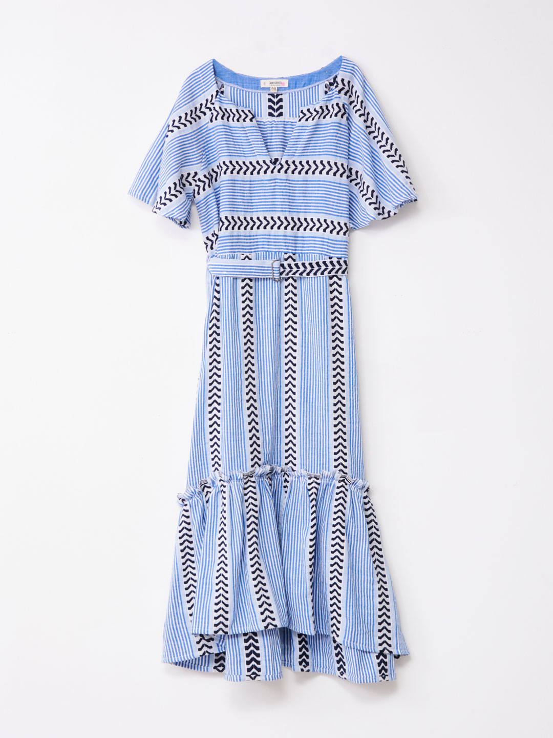 Butterfly Dress - Blue