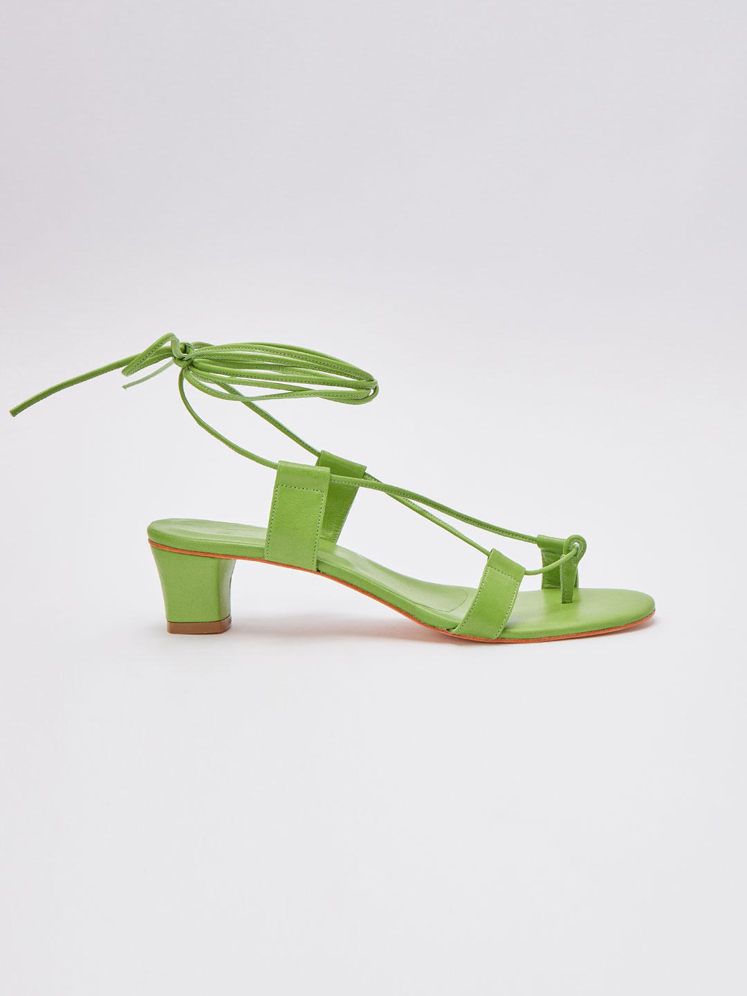 Pavone Sandals - Green