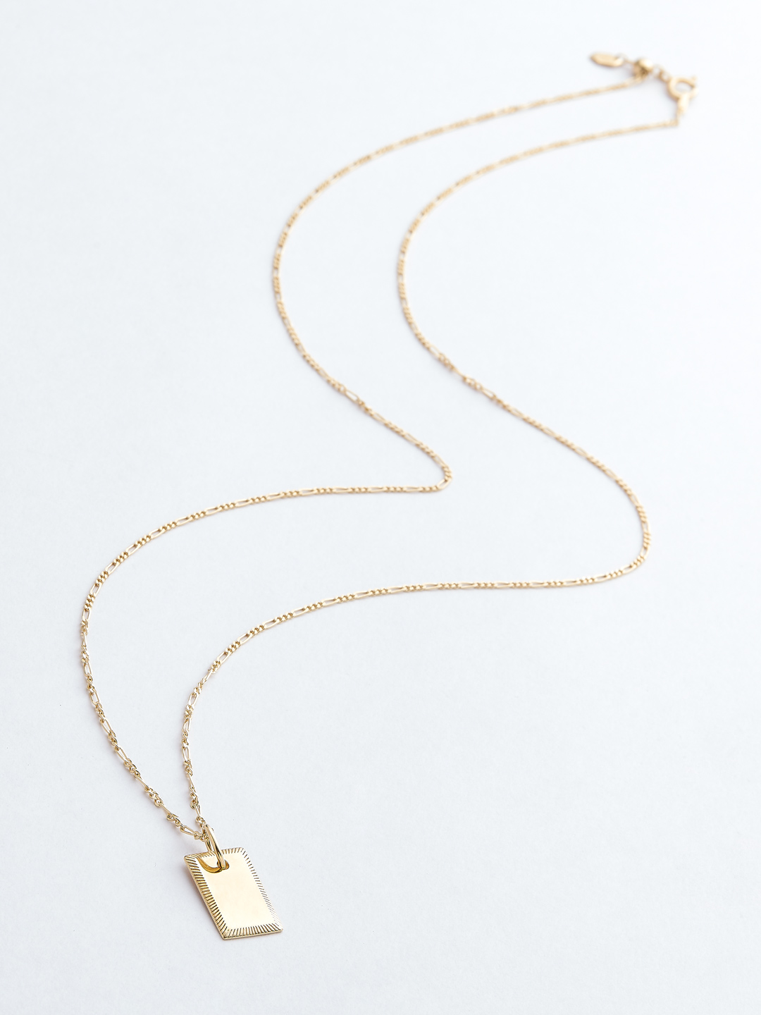 Eliza Necklace - Gold High Polish
