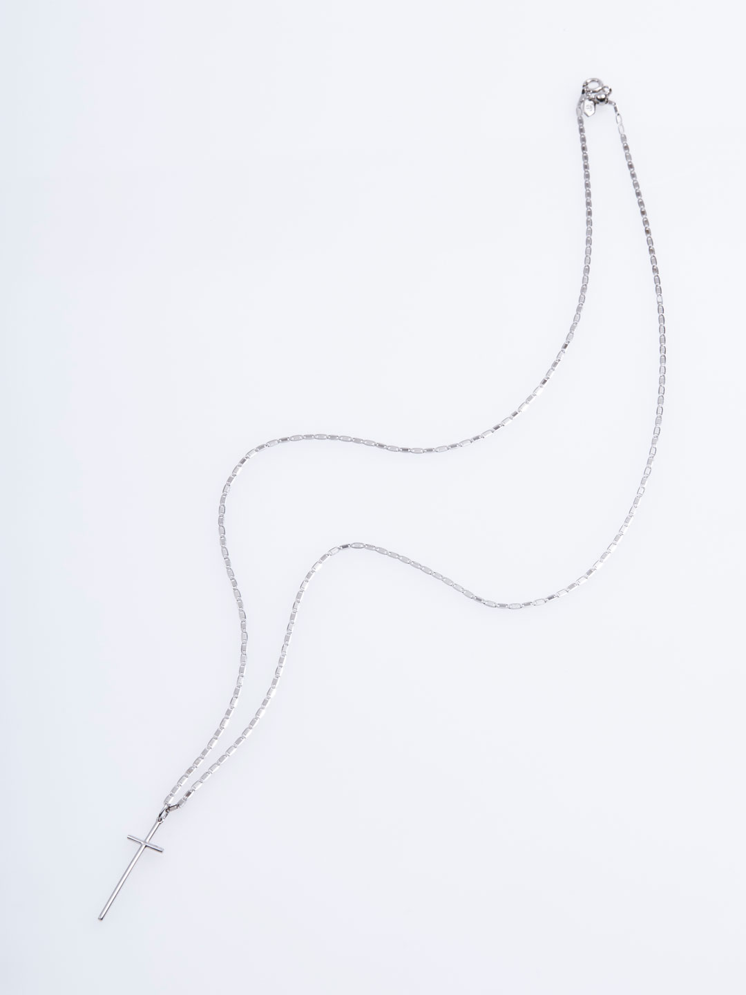 George Necklace  - Silver