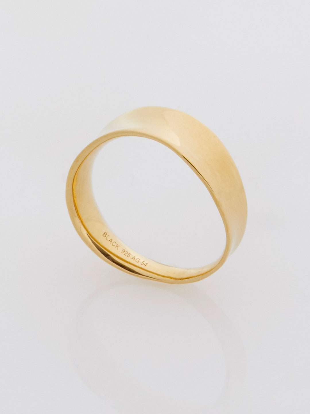 Noon Ring  - Yellow Gold