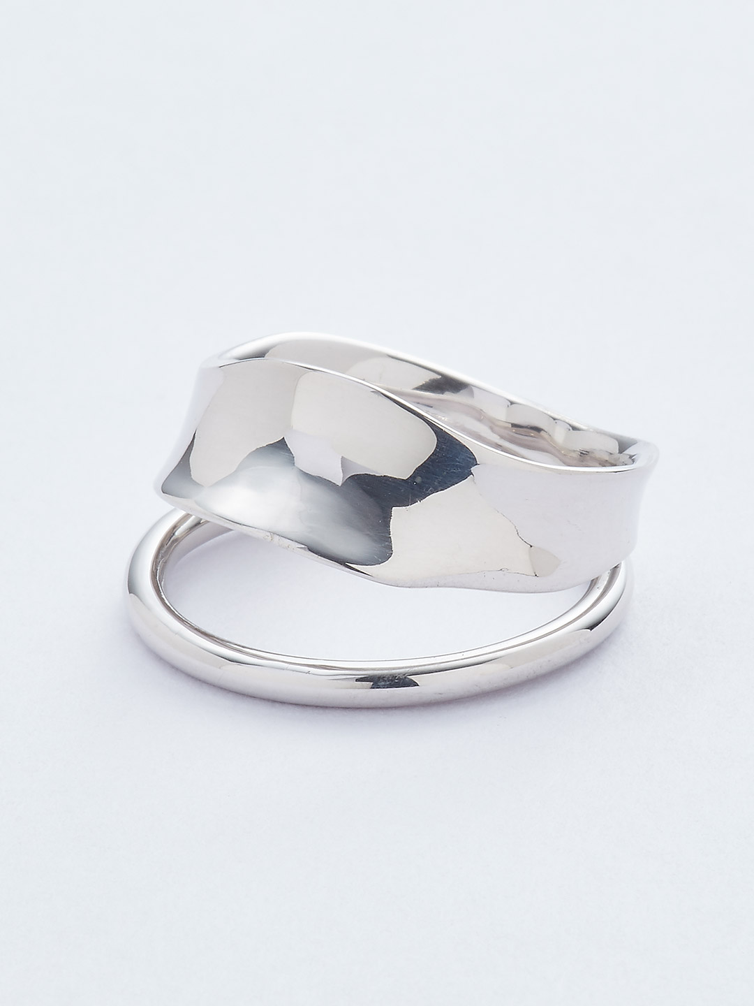 Midnight Ring - Silver