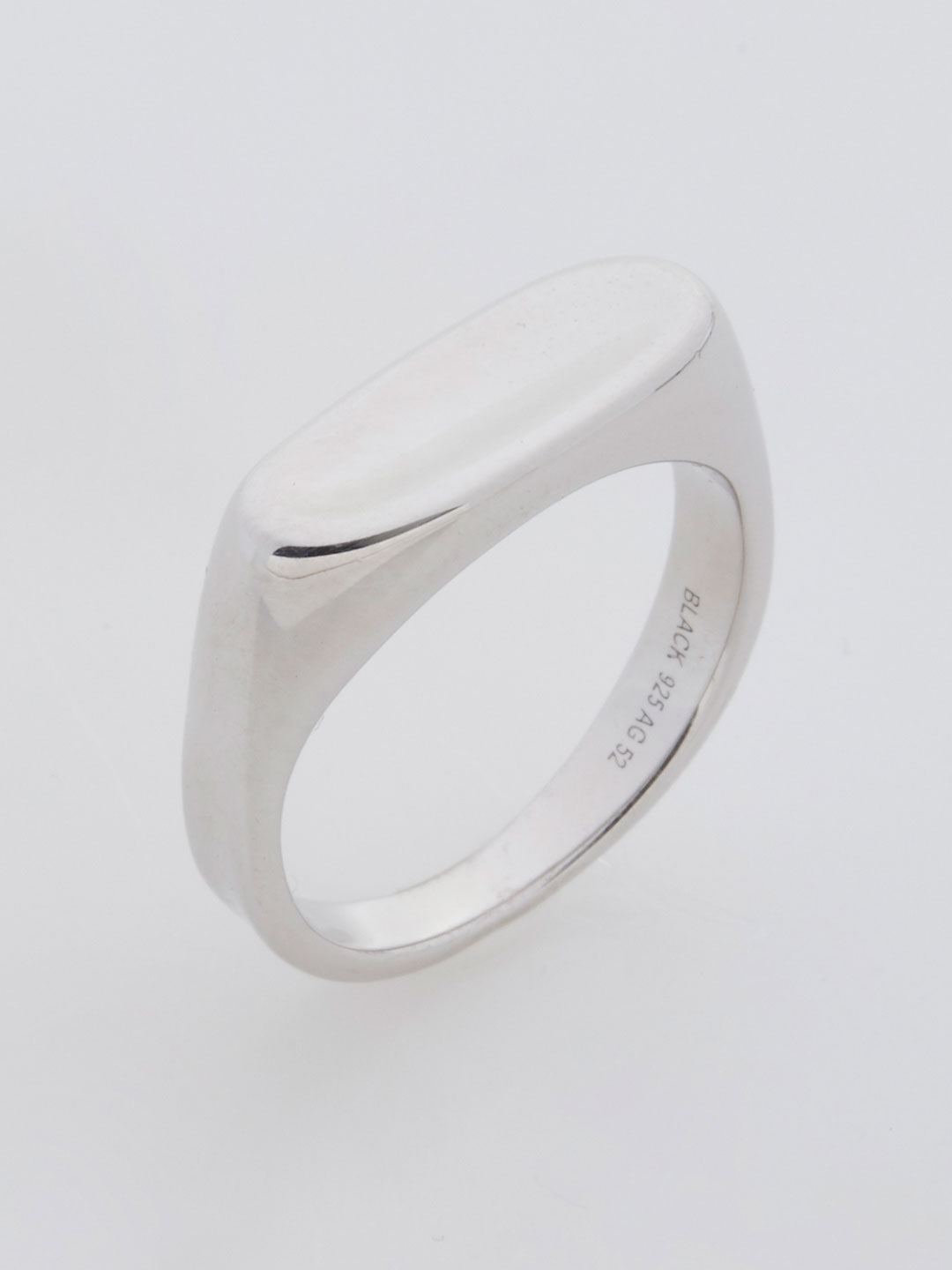 Papaya Ring  - Silver