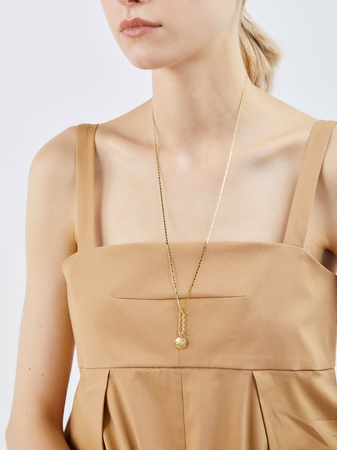 Giotto Necklace - Gold