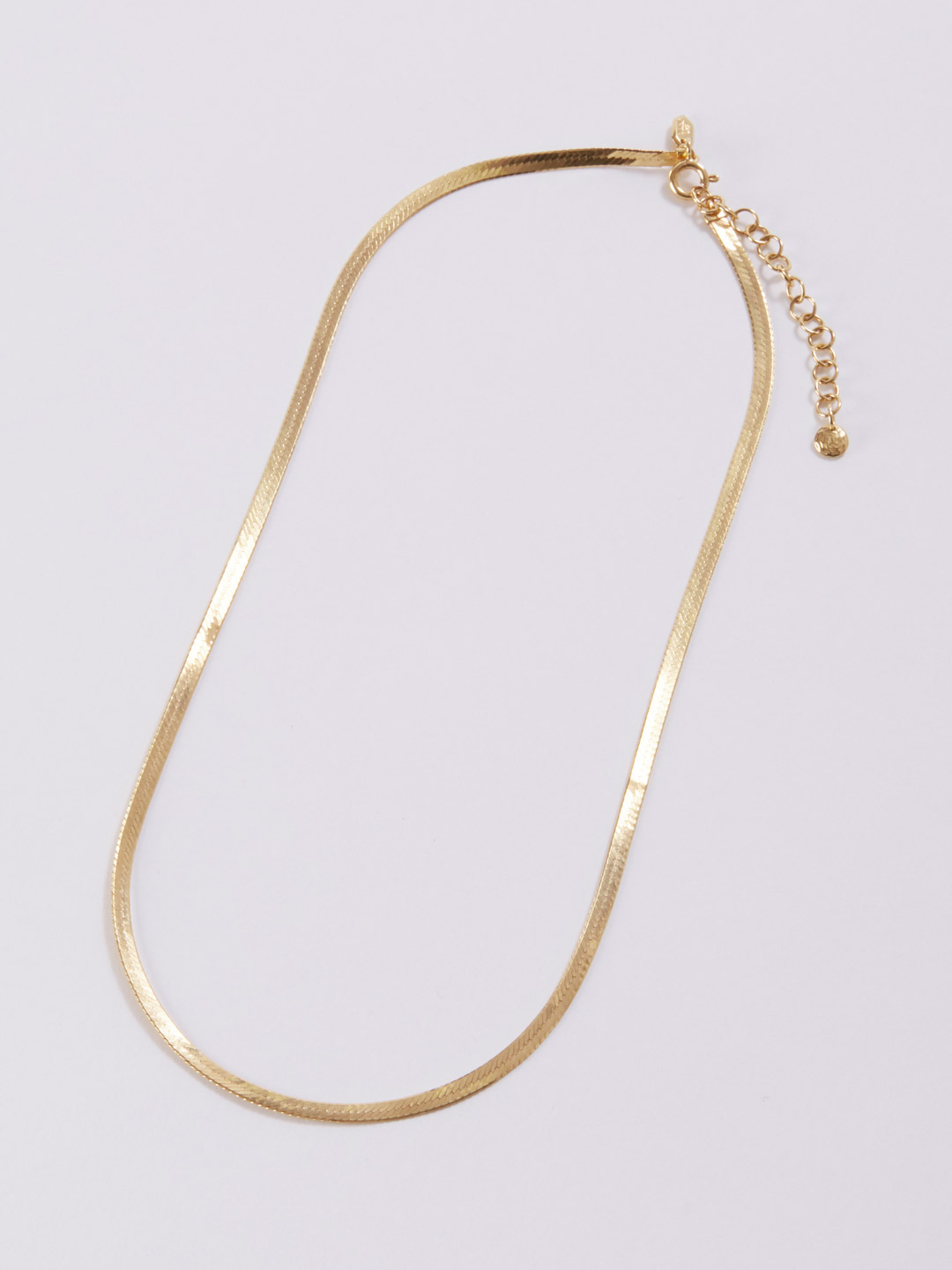 Mio Chain Necklace - Gold