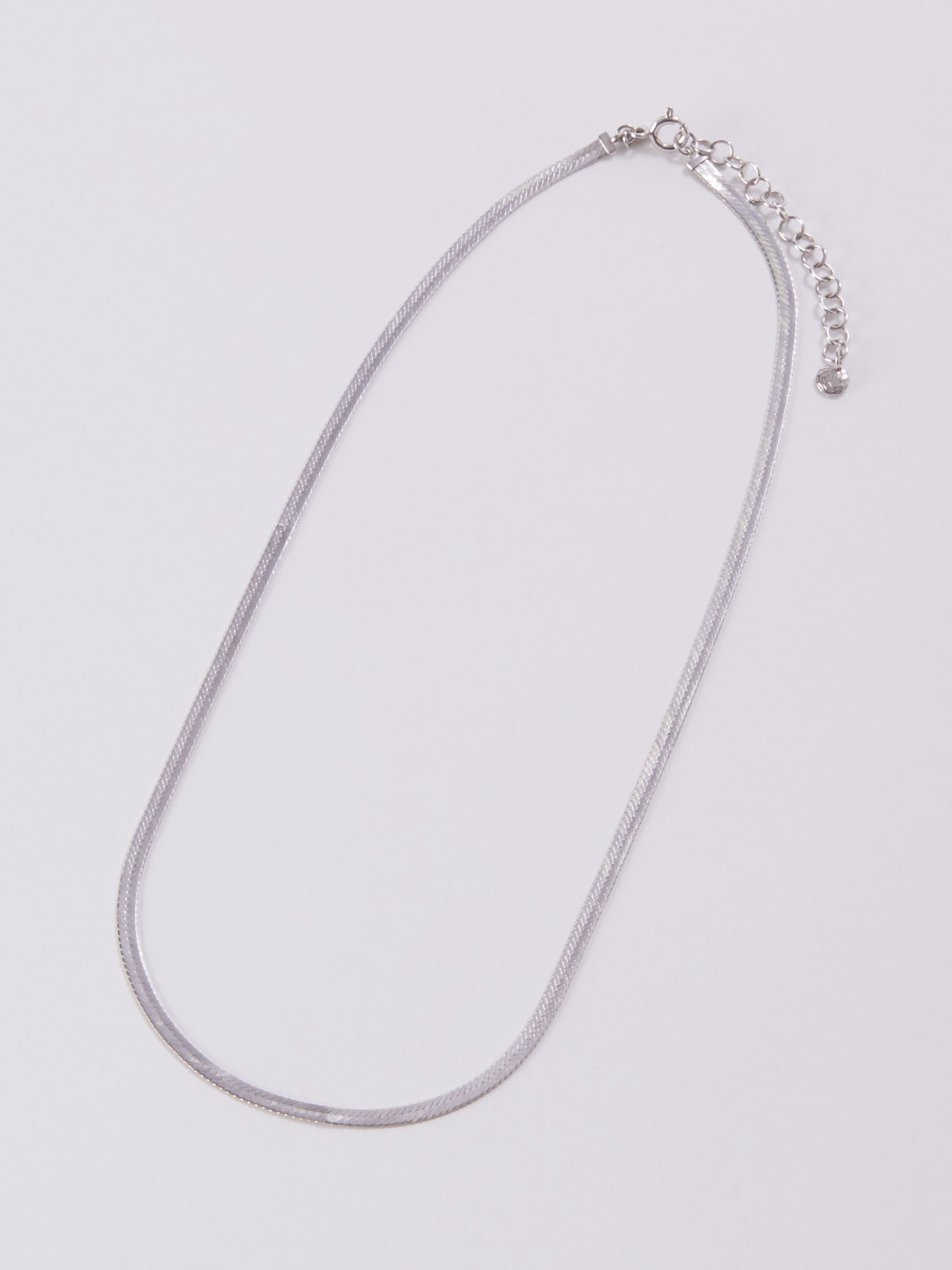Mio Chain Necklace - SILVER