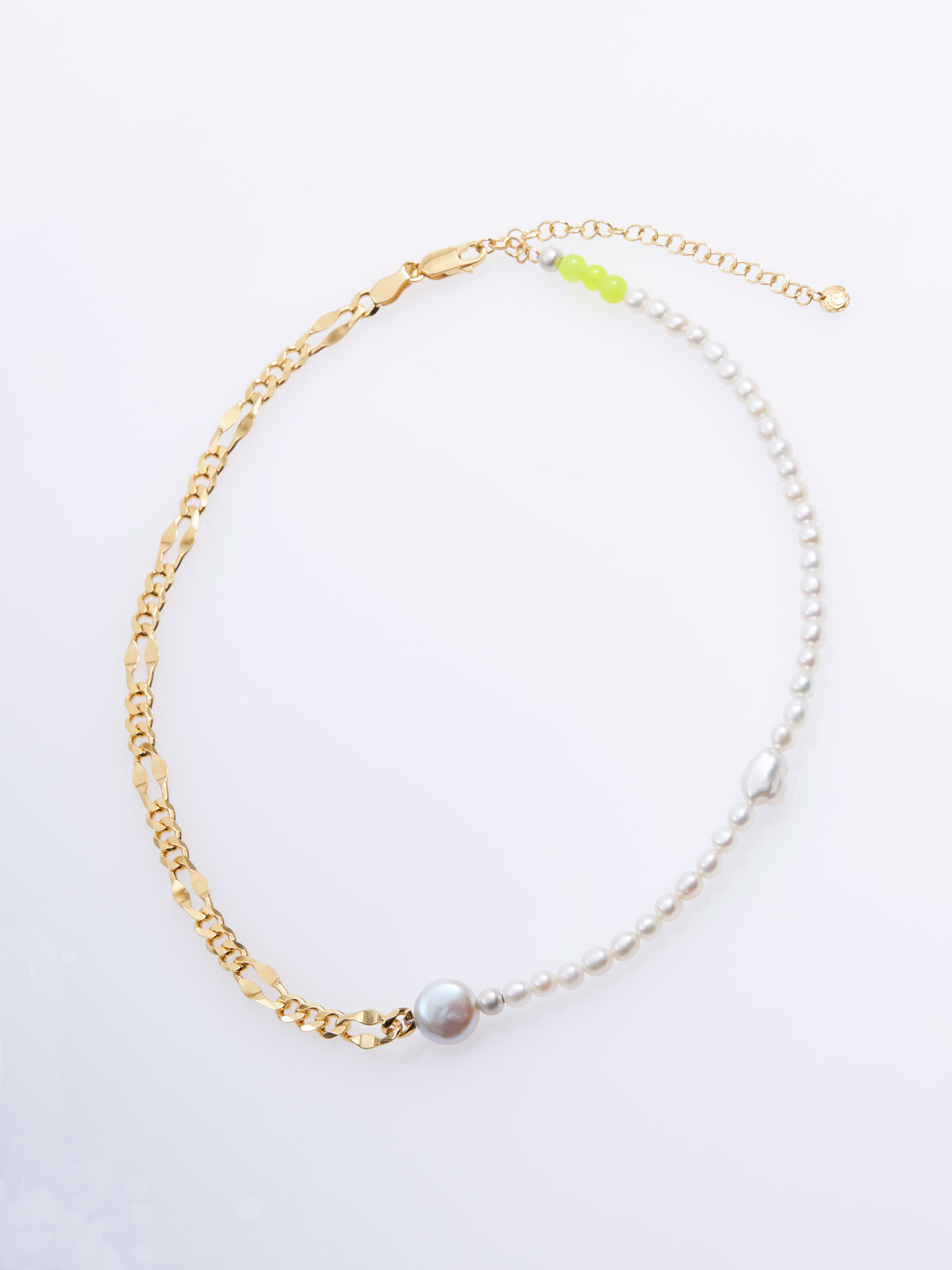 Positano Necklace  - Yellow Gold