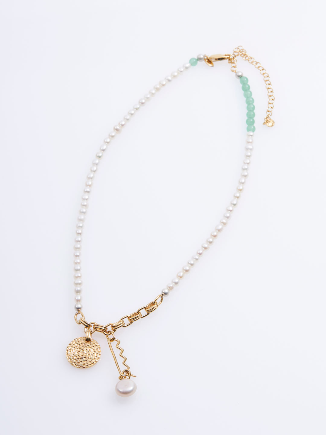 Verona Necklace  - Yellow Gold