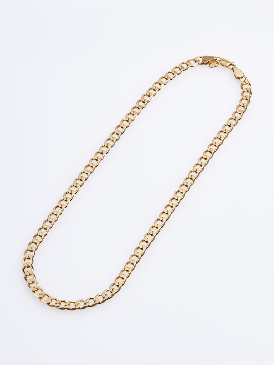 Forza Necklace  - Yellow Gold