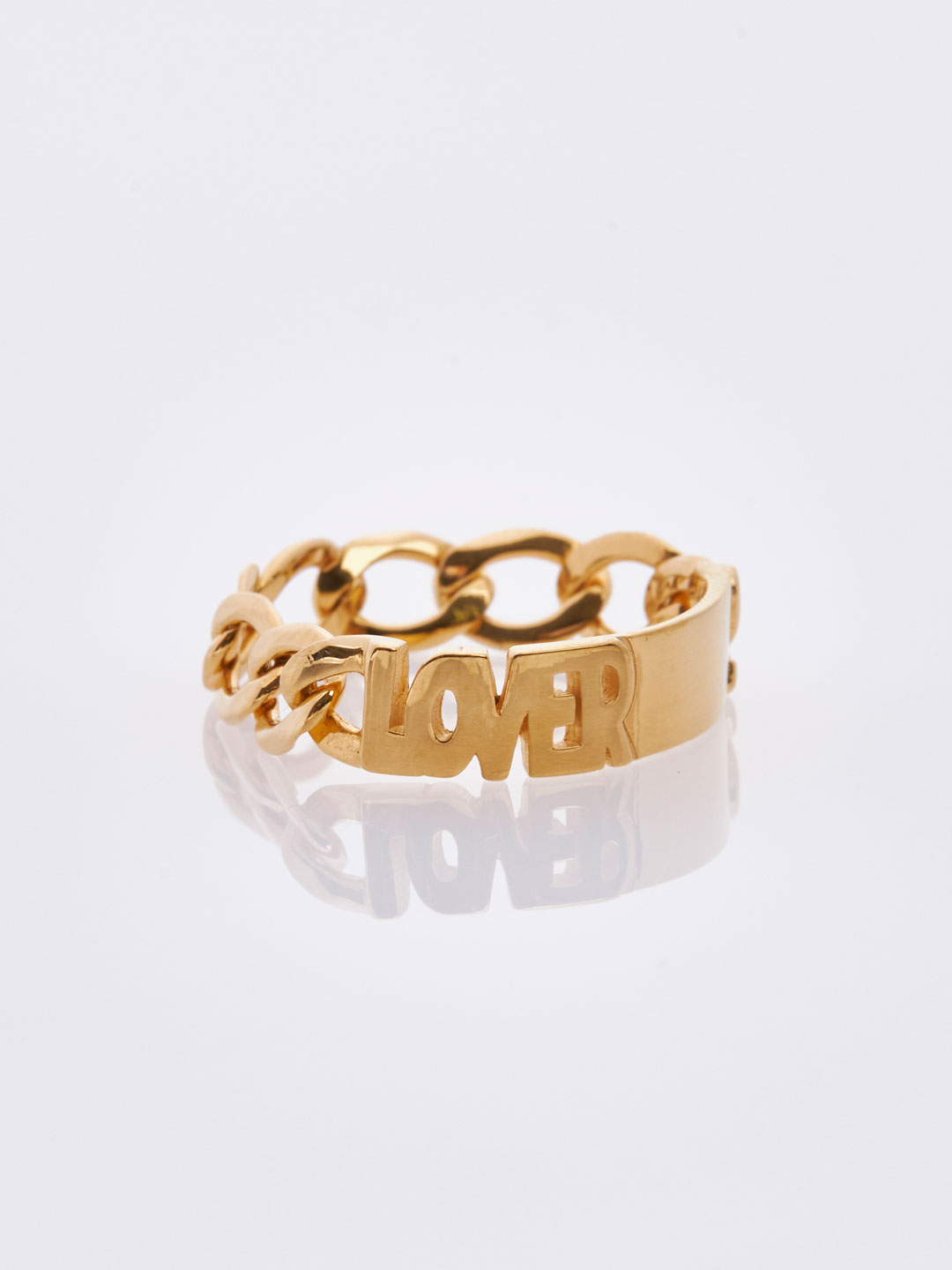 Lovers Ring  - Yellow Gold