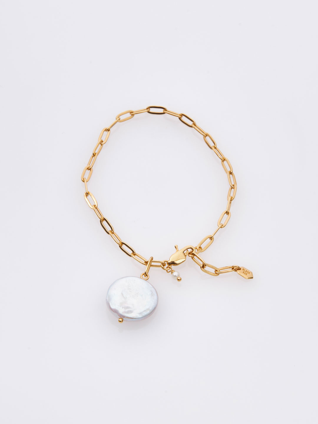 Alessandria Bracelet  - Yellow Gold
