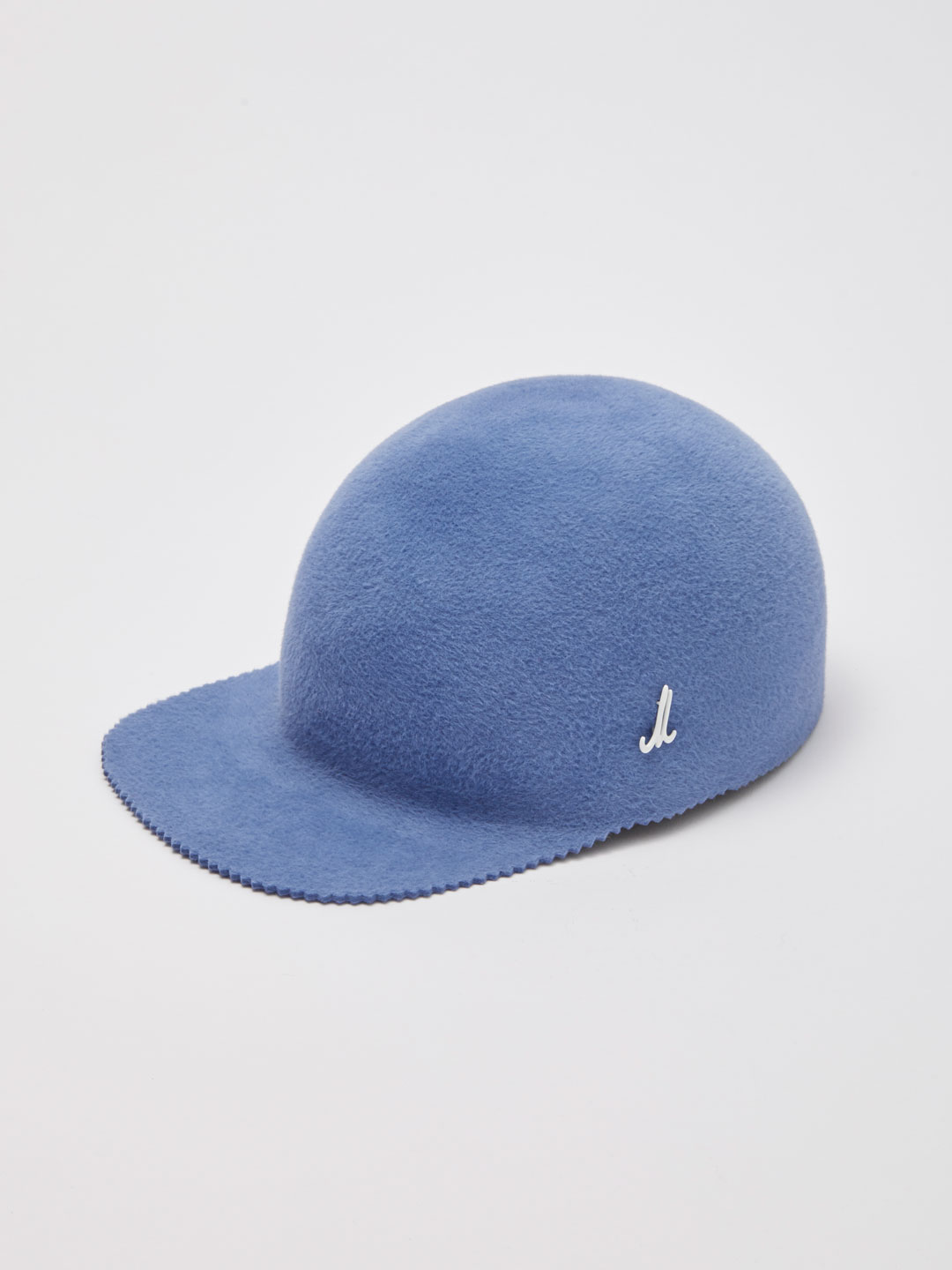 Baz Felt Hat - Blue