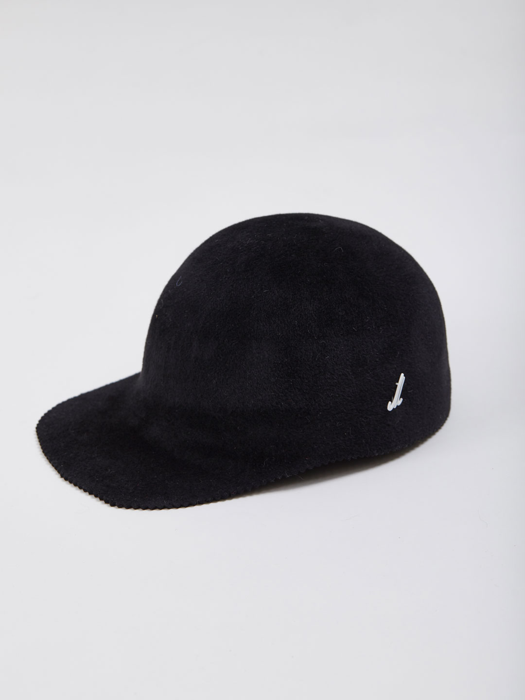 Baz Felt Hat - Black