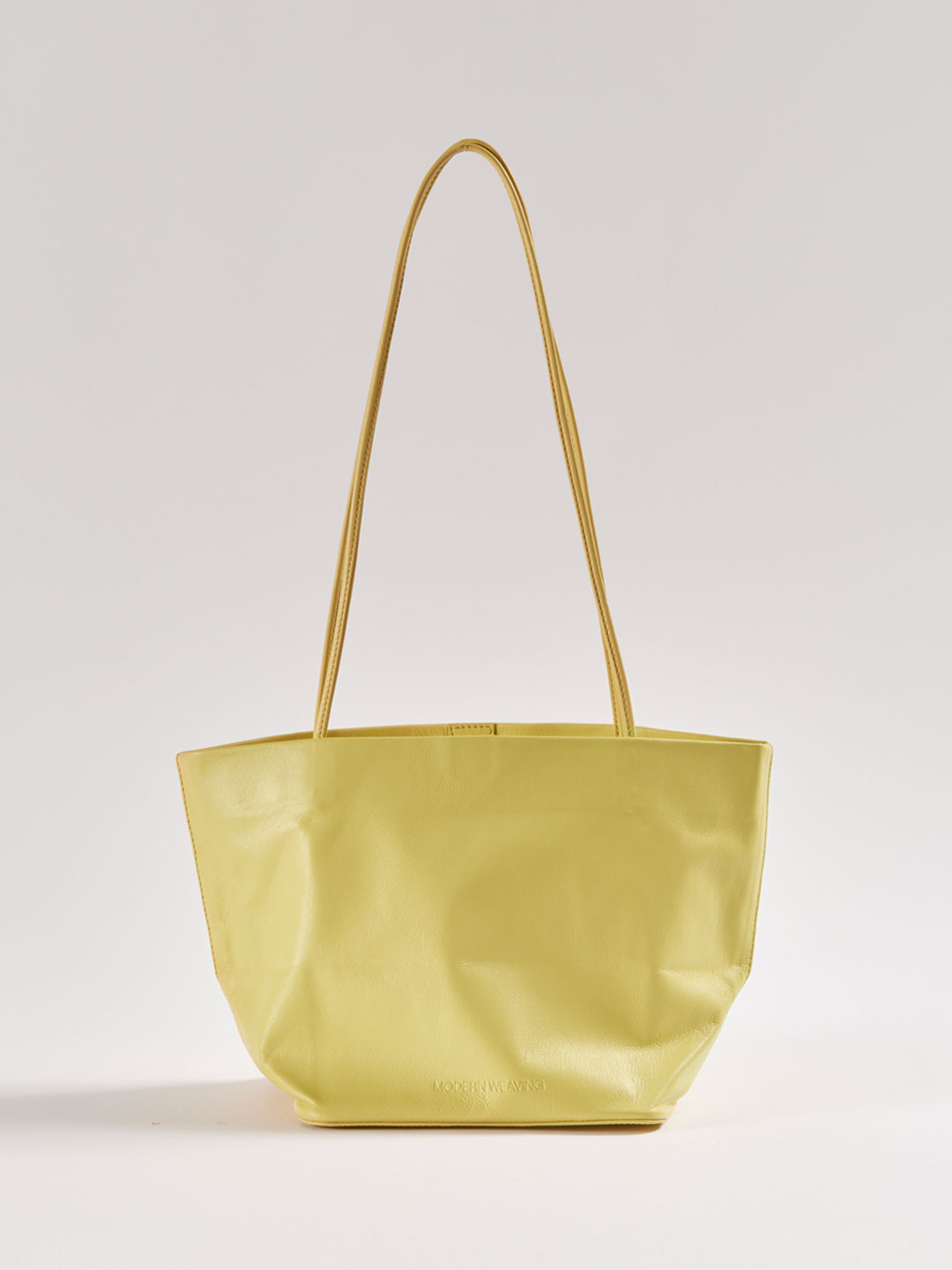 SLIM LAMB BASKET - Light Yellow
