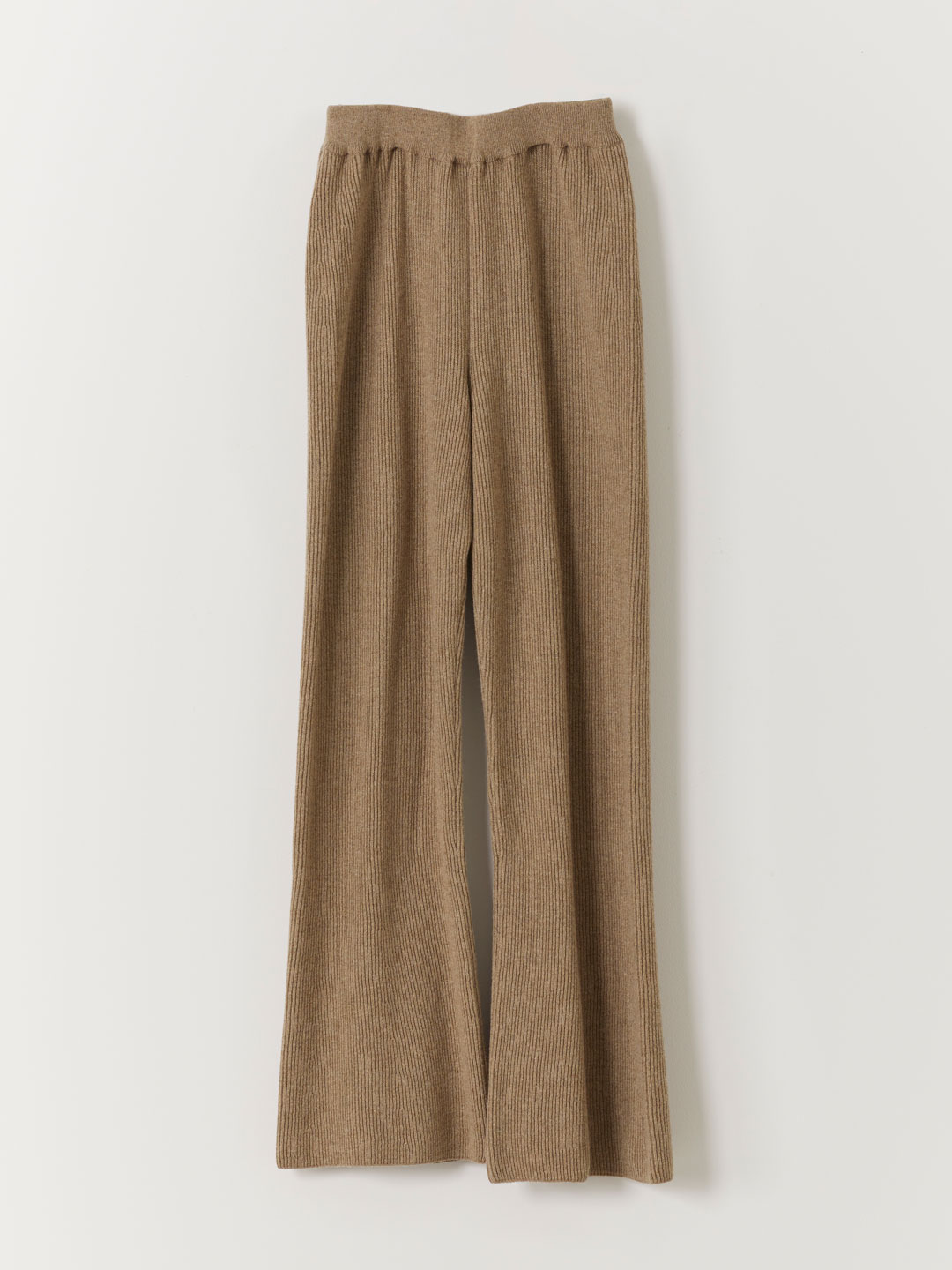 Leba Knitted Pants - Brown