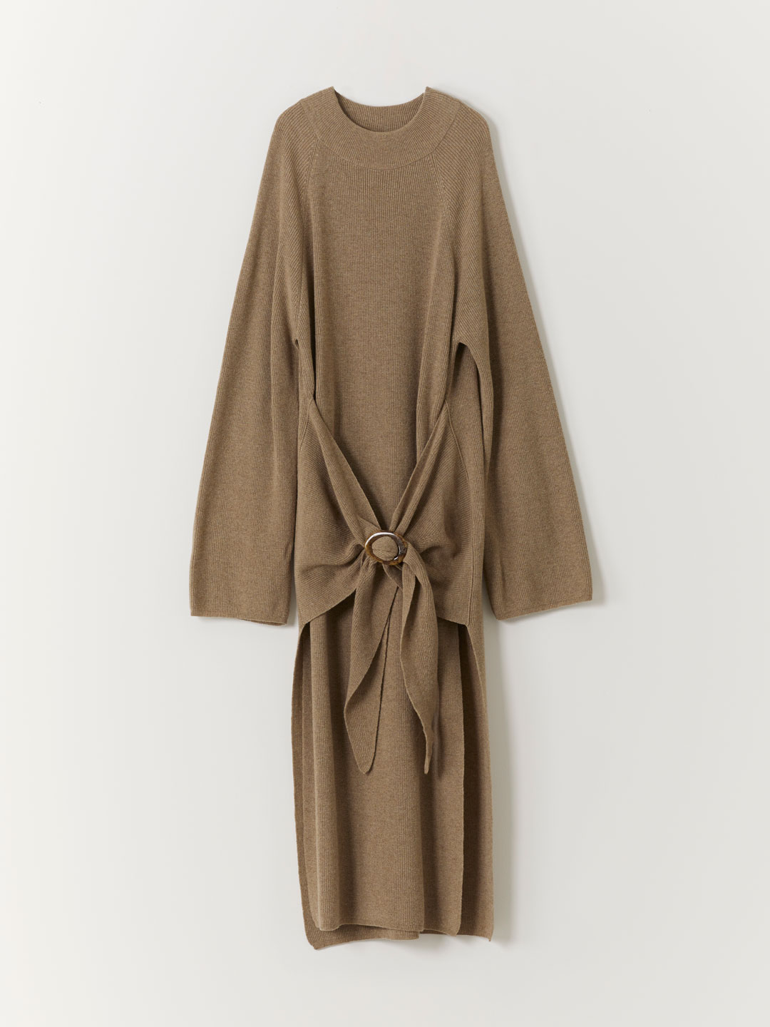 Mahali Knitted Onepiece - Brown