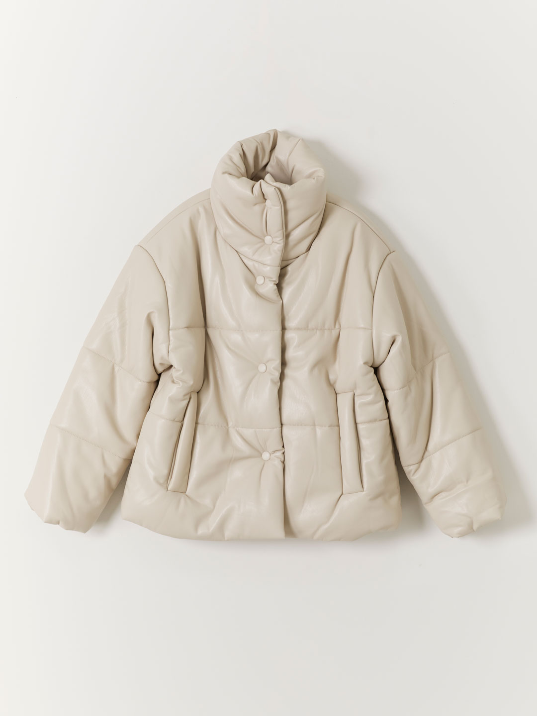 Hide Jacket - Offwhite