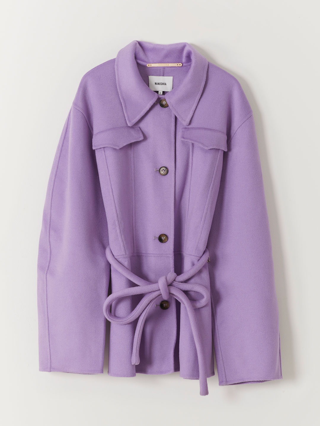 Adut Jacket - Purple