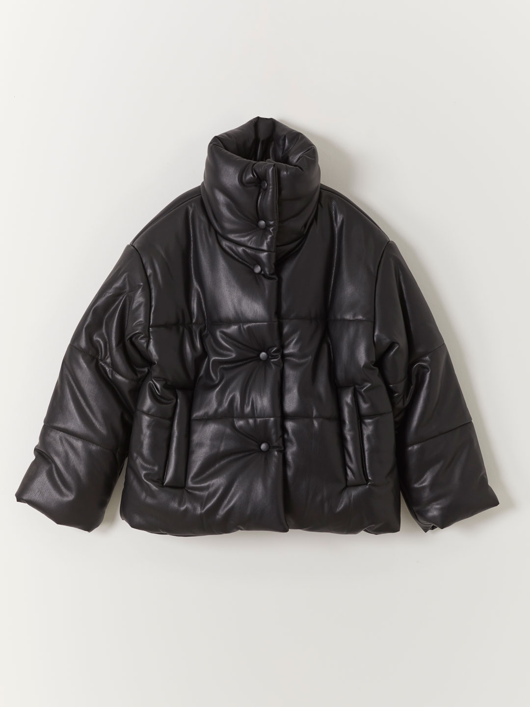 Hide Jacket - Black