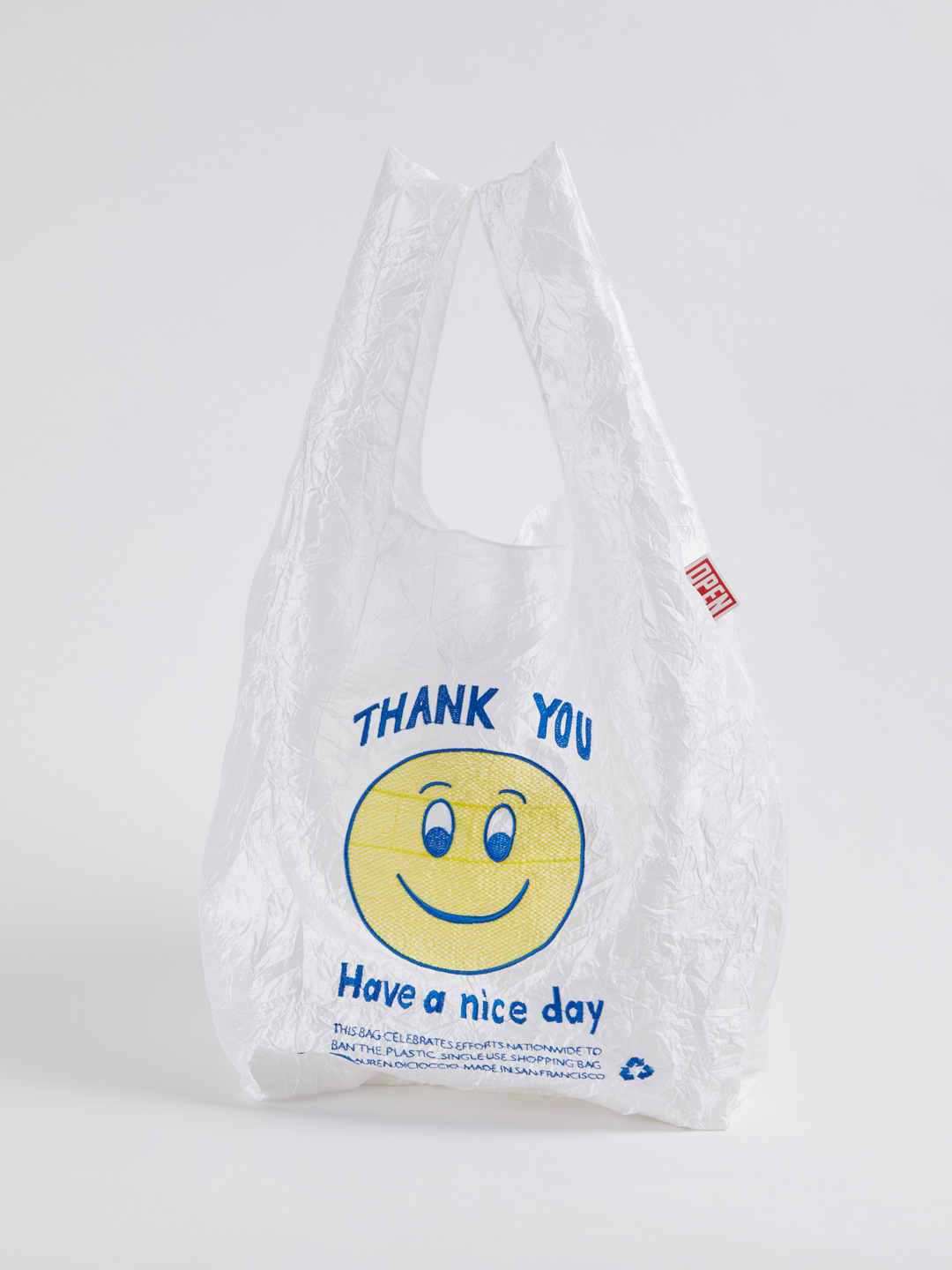 Thank You Tote - Smile