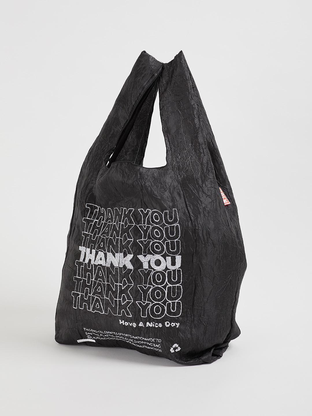 Thank You Tote - Thank You Black【SPECIAL Edition】