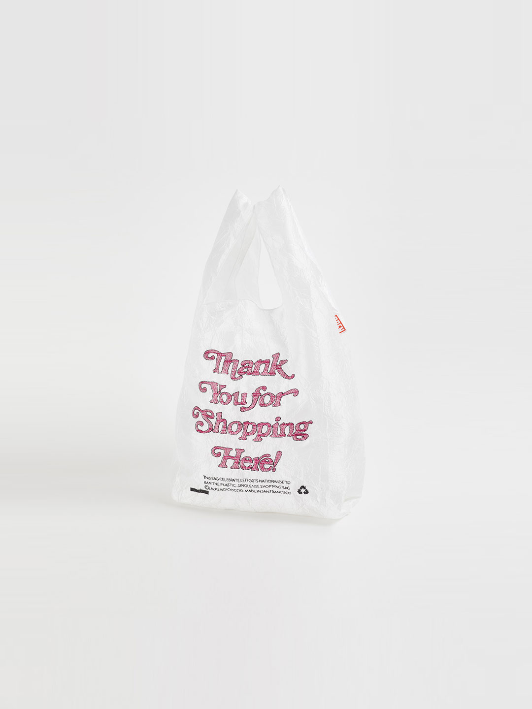 MINI Thank You Tote - Shopping Berry【ESCAPERS 限定カラー】