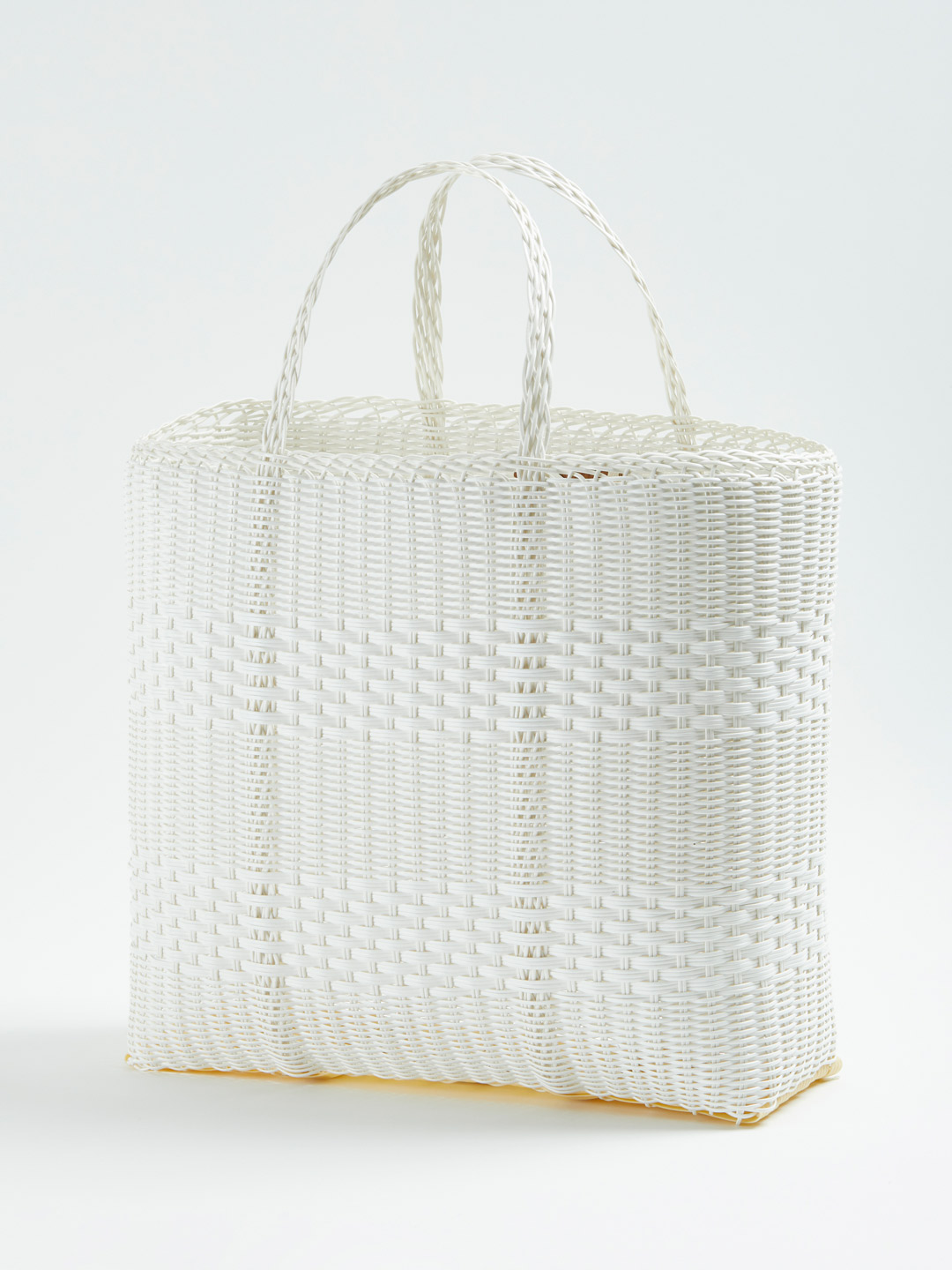LACE Bag L - White