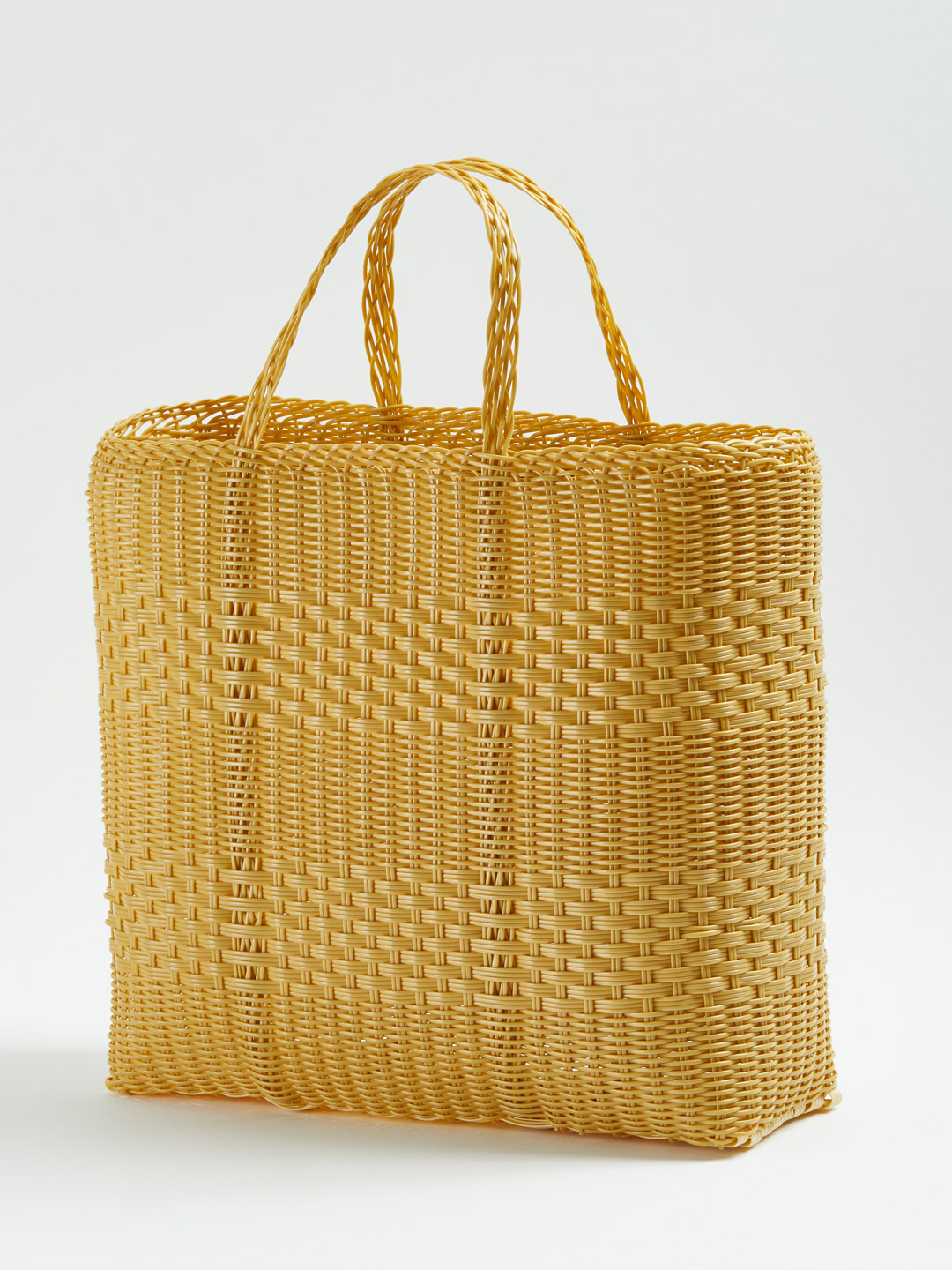 LACE Bag L - Yellow