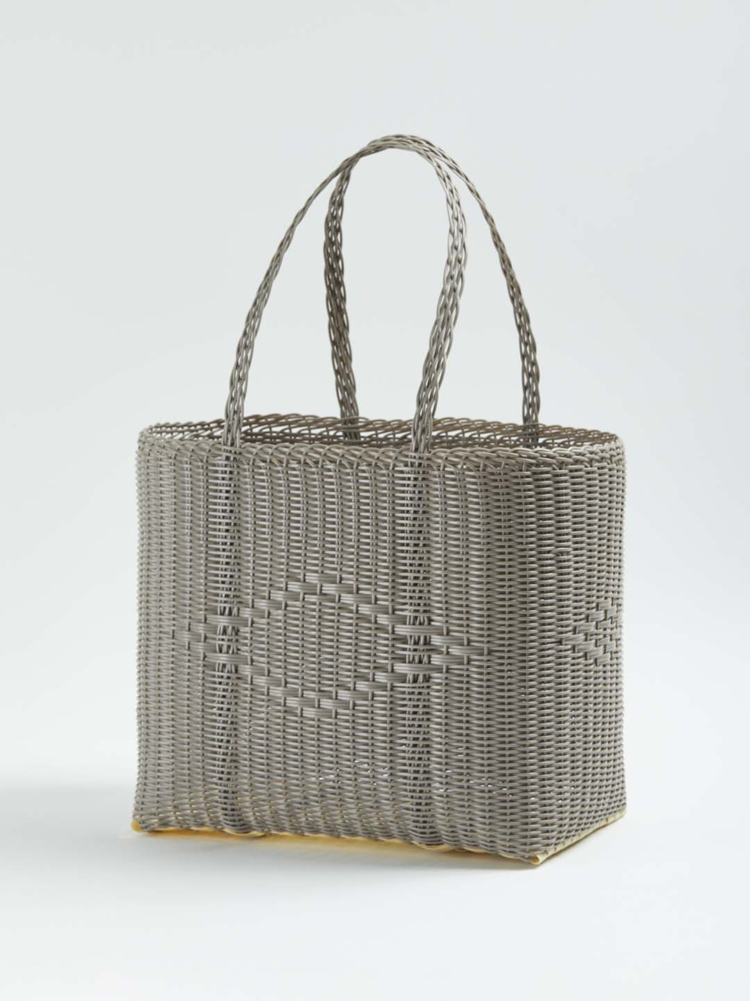 BASKET Bag M - Grey